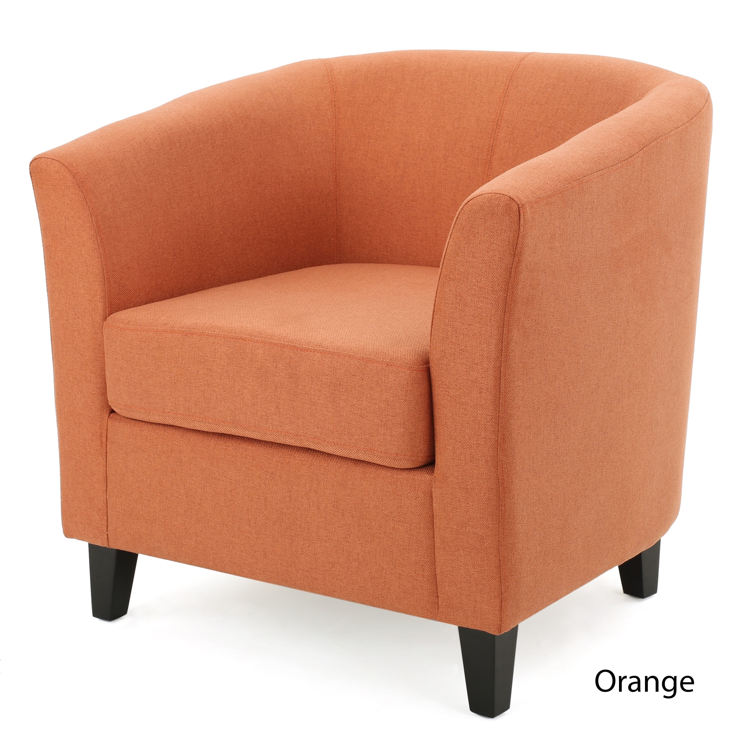 Charmant Shop Preston Fabric Club Chair By Christopher Knight Home   On Sale   Free  Shipping Today   Overstock.com   13300197