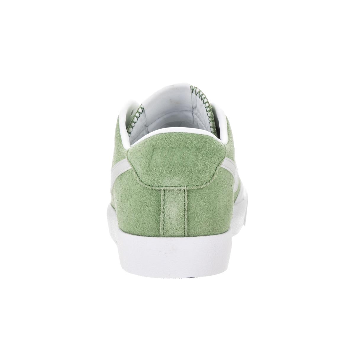 pretty nice 22da8 2d786 Shop Nike Men s Zoom All Court Ck Treeline, Light Bone, White Suede Skate  Shoe - Free Shipping Today - Overstock.com - 13312083