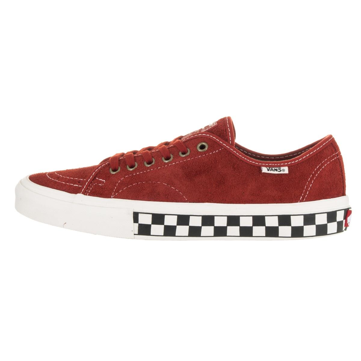 50c181c9e8 Shop Vans Men s AV Classic (Foxing Checkers) BossaNova Skate Shoes - Ships  To Canada - Overstock.ca - 13312122