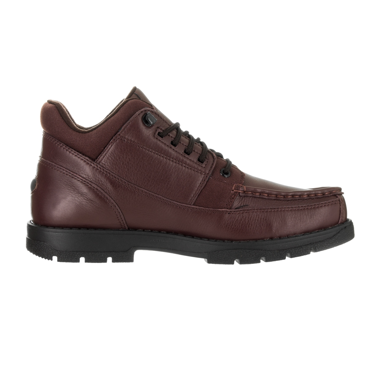 Rockport Men's Marangue Burgundy Leather Casual Hiking Boots - Free  Shipping Today - Overstock.com - 20019631