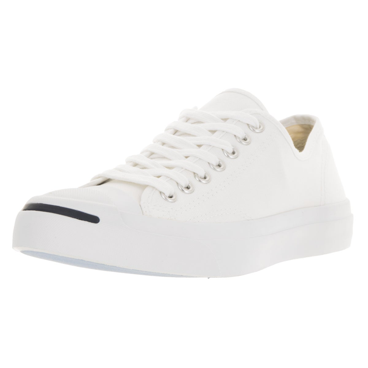 1a522a1fbbfd Shop Converse Jack Purcell White Casual Shoe - Free Shipping Today ...