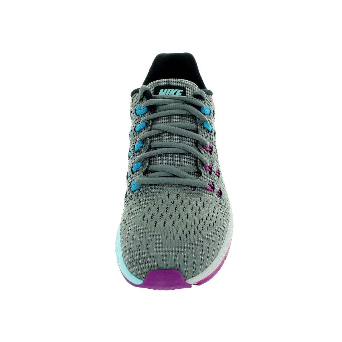 e69f12bdf31e Shop Nike Women s  Air Zoom Structure 19 Flash  Cool Grey