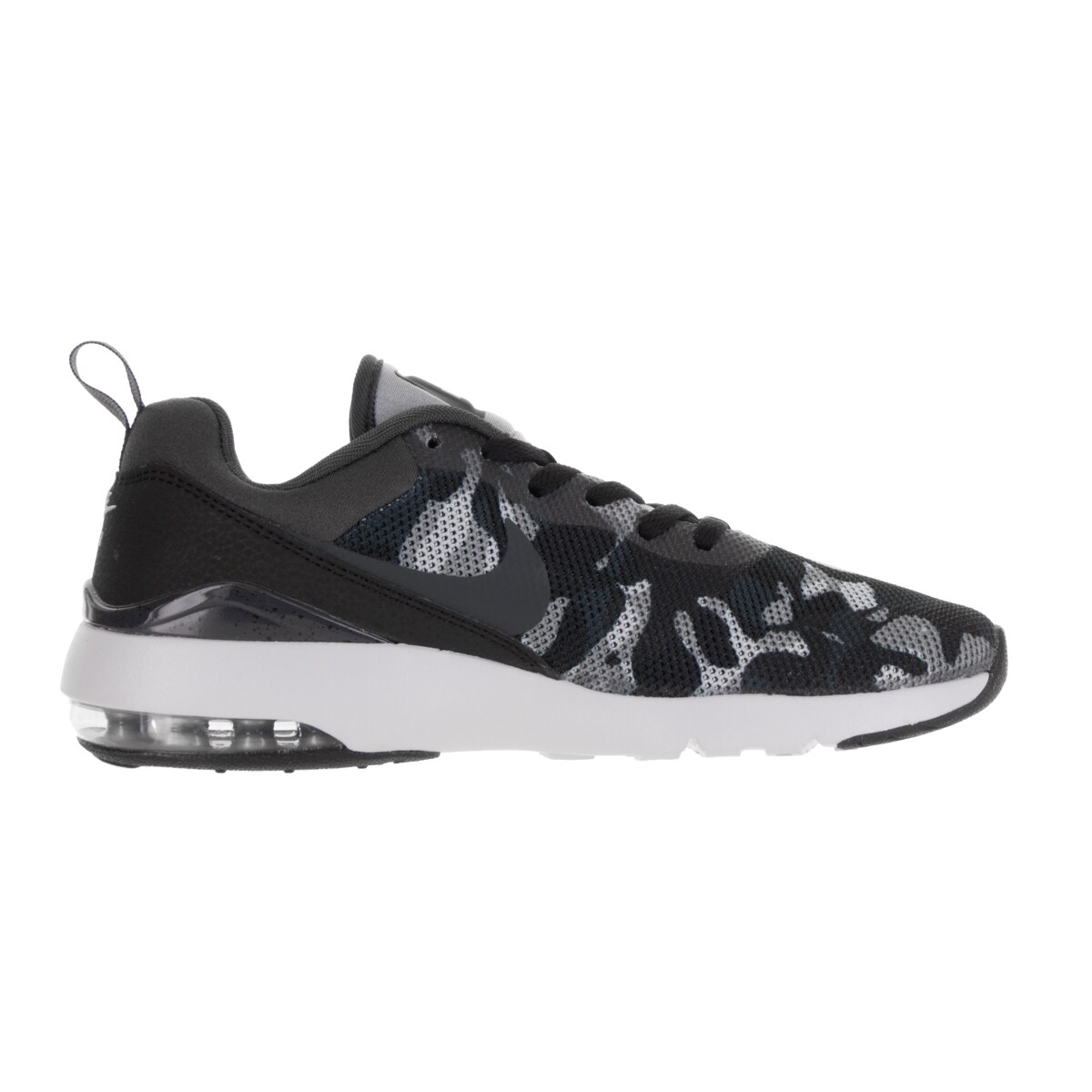 cbeff3732941 Shop Nike Women s Air Max Siren Print Black Anthracite Wolf Grey Clear Grey  Running Shoe - Free Shipping Today - Overstock - 13313269
