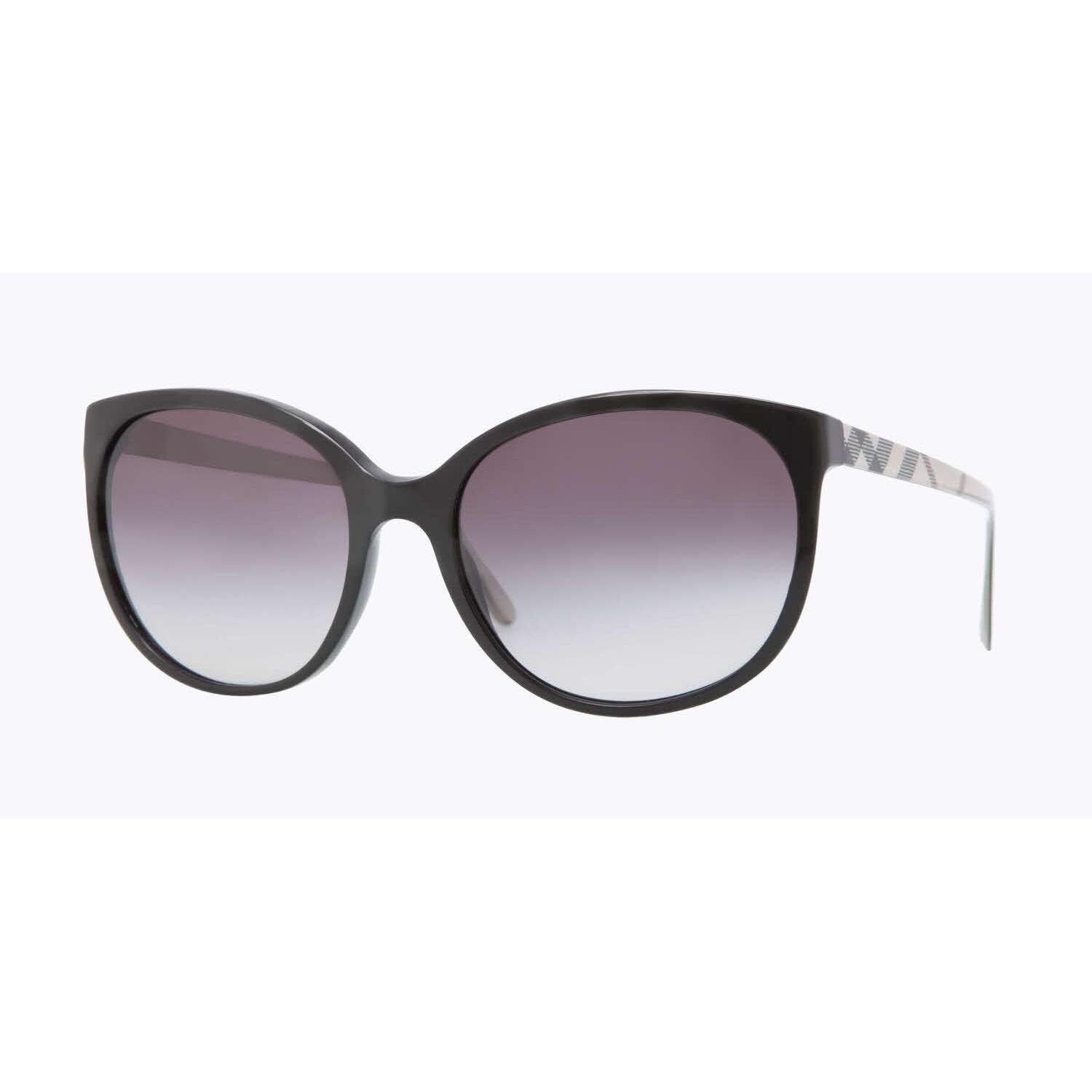 4de450951749 Shop Burberry Women BE4146 34068G Black Metal Square Sunglasses - Free  Shipping Today - Overstock - 13318774