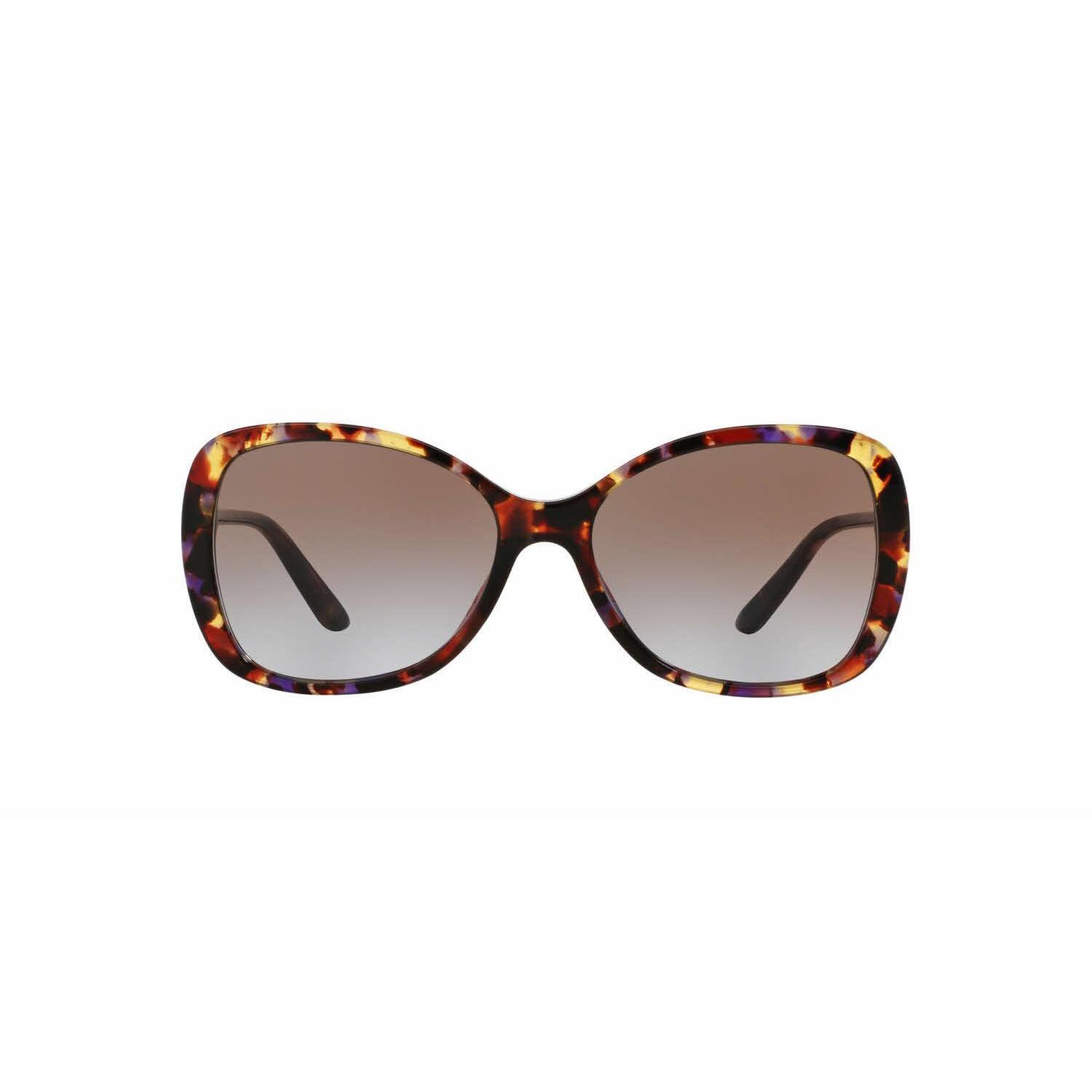 f32175fda3 Shop Versace Women VE4303 516168 Brown Metal Rectangle Sunglasses - Free  Shipping Today - Overstock - 13322306