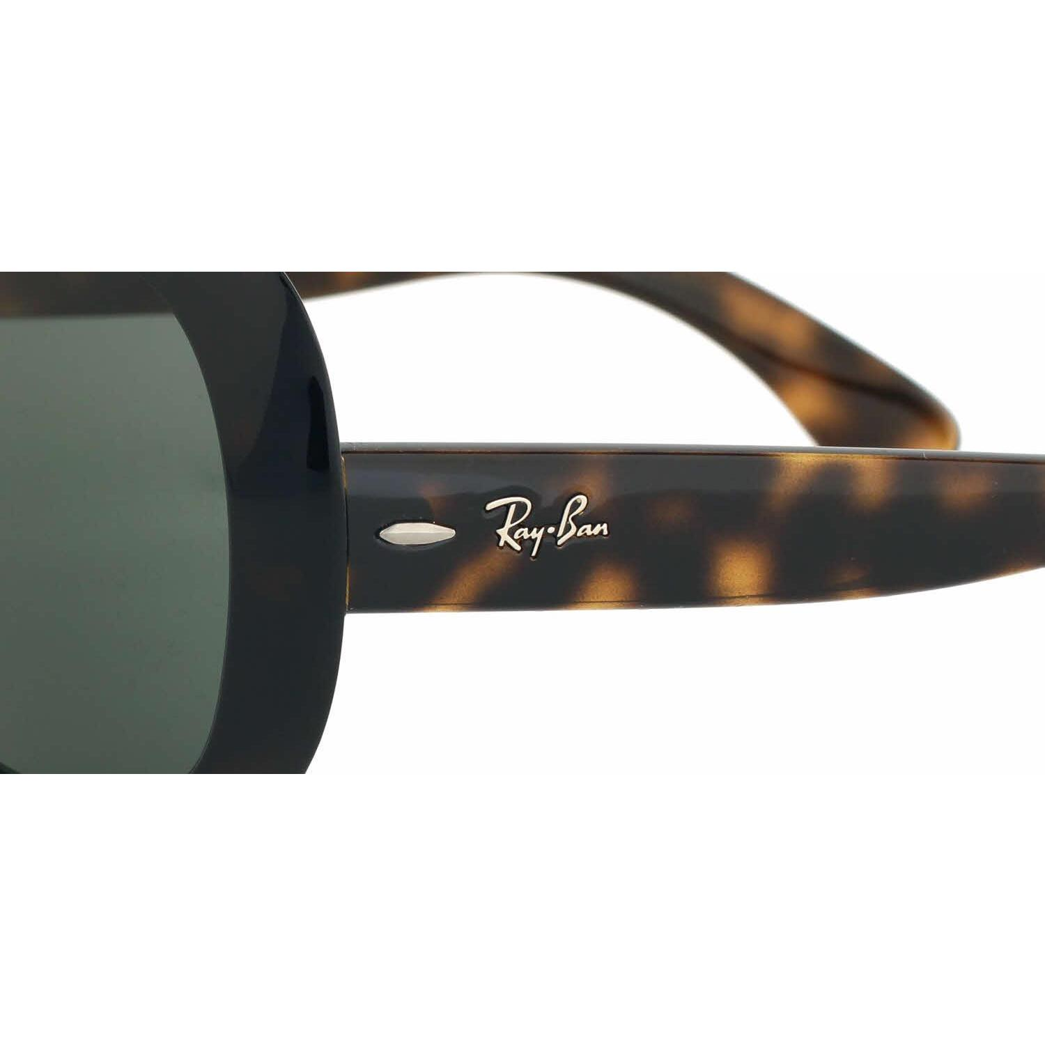 bbb333f94e9 Shop Ray Ban Women RB4098 JACKIE OHH II 710 71 Havana Plastic Rectangle  Sunglasses - Free Shipping Today - Overstock - 13325409