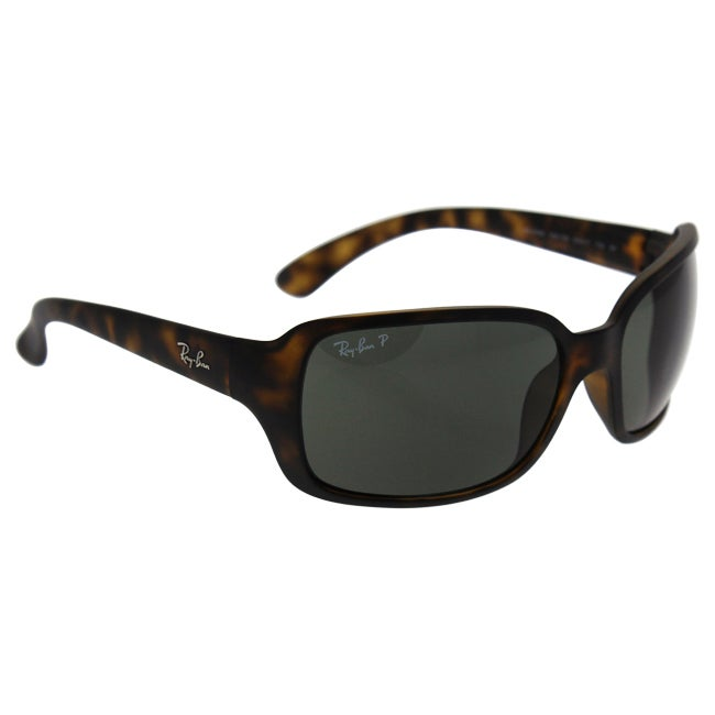 0f4502576a3 Shop Ray Ban Women RB4068 894 58 Havana Plastic Square Sunglasses - Free  Shipping Today - Overstock.com - 13325424