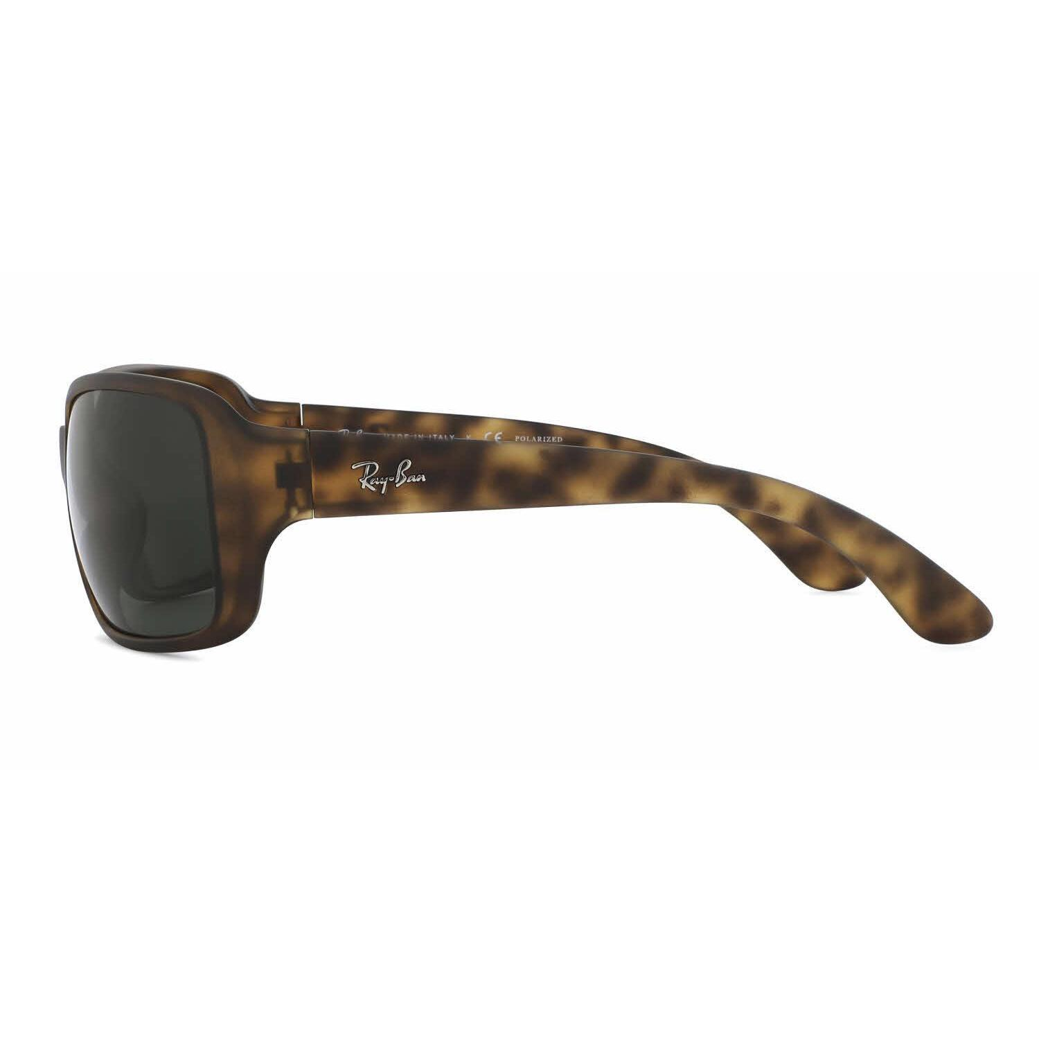 4454dbf437e Shop Ray Ban Women RB4068 894 58 Havana Plastic Square Sunglasses - Free  Shipping Today - Overstock.com - 13325424