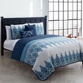 VCNY Andrea Reversible 4 and 5-piece Quilt Set