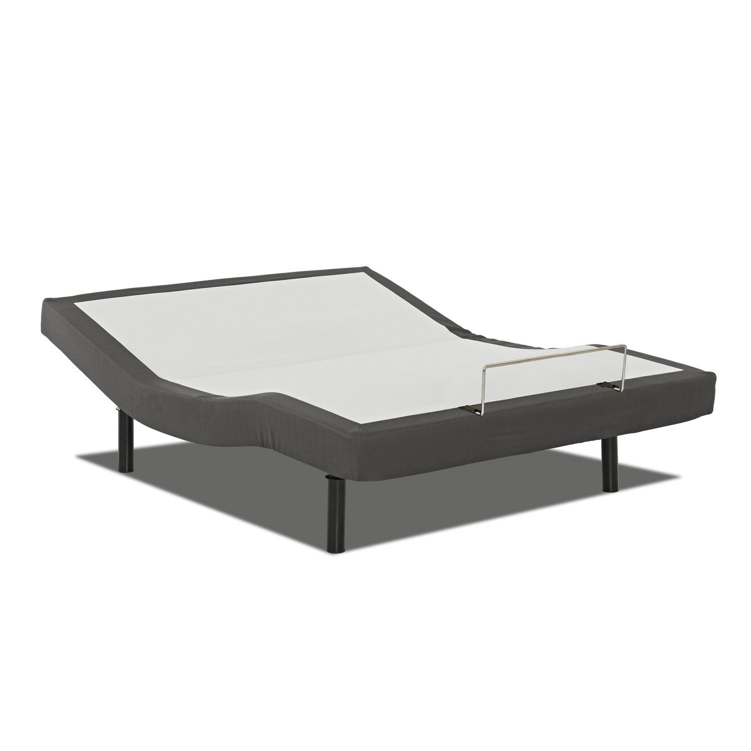 Shop purelife king size adjustable bed base with full range head and foot lift massage and wireless remote on sale free shipping today overstock com