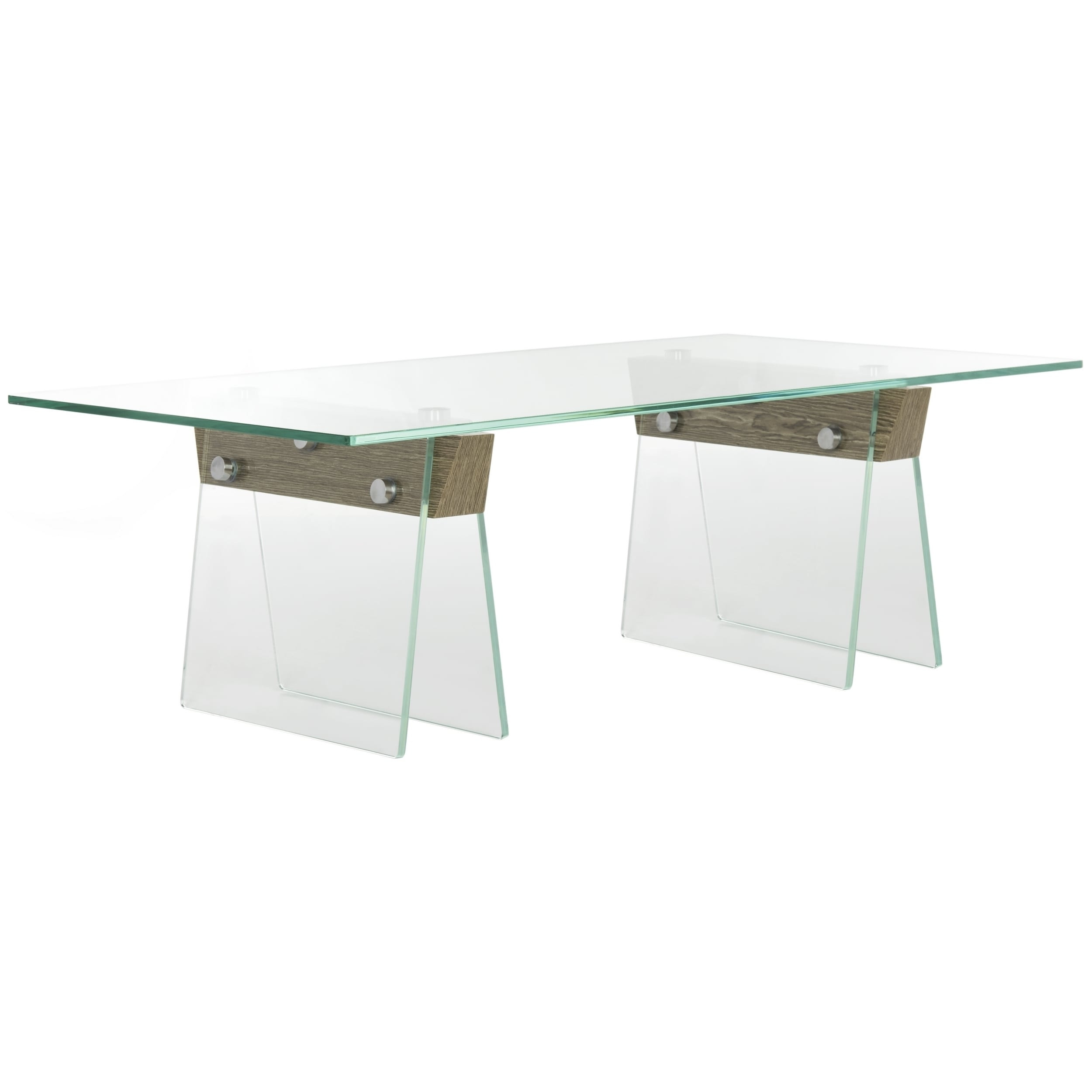Shop Safavieh Modern Glass Loft Coffee Table   Free Shipping Today    Overstock.com   13339515
