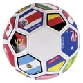 Premium Regulation Size Inflated Soccer Ball
