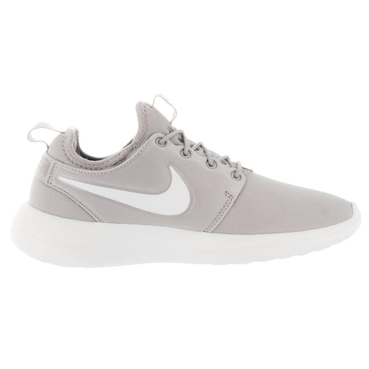 171abd511a0e1 Shop Nike Women s  Roshe Two  Light Iron Ore