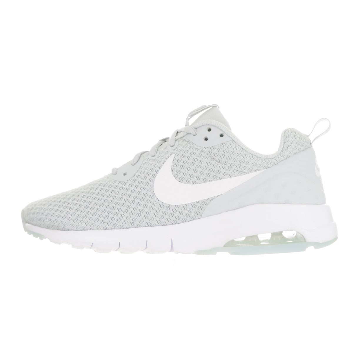 innovative design 29f1d 4f315 Shop Nike Women s Air Max Motion LW Pure Platinum White Training Shoe -  Free Shipping Today - Overstock - 13344046