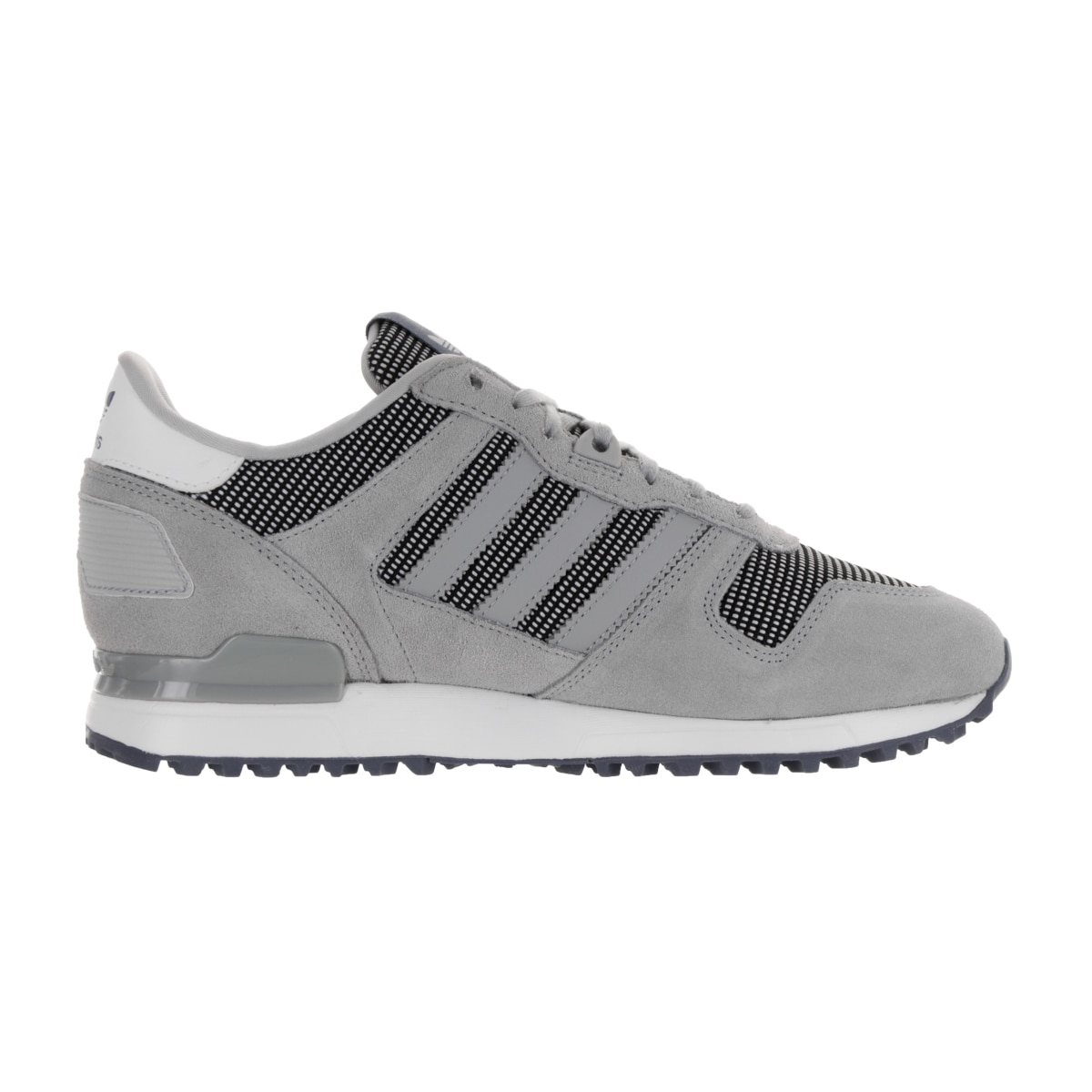 ebe164125ce27c Shop Adidas Women s ZX 700 W Originals Grey Suede Running Shoe - Free  Shipping Today - Overstock - 13344131