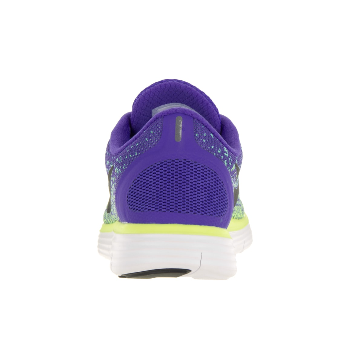 2068c9abf2b8 Shop Nike Women s Free Rn Distance Persian Violet Blk Grn Glw Vlt Running  Shoe - Free Shipping Today - Overstock - 13344167