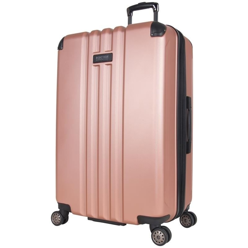 7cc095384 Shop Kenneth Cole Reaction 'Reverb' 3-Piece 20in/25in/29in Expandable  Hardside 8-Wheel Spinner Luggage Set - Free Shipping Today - Overstock -  13344295