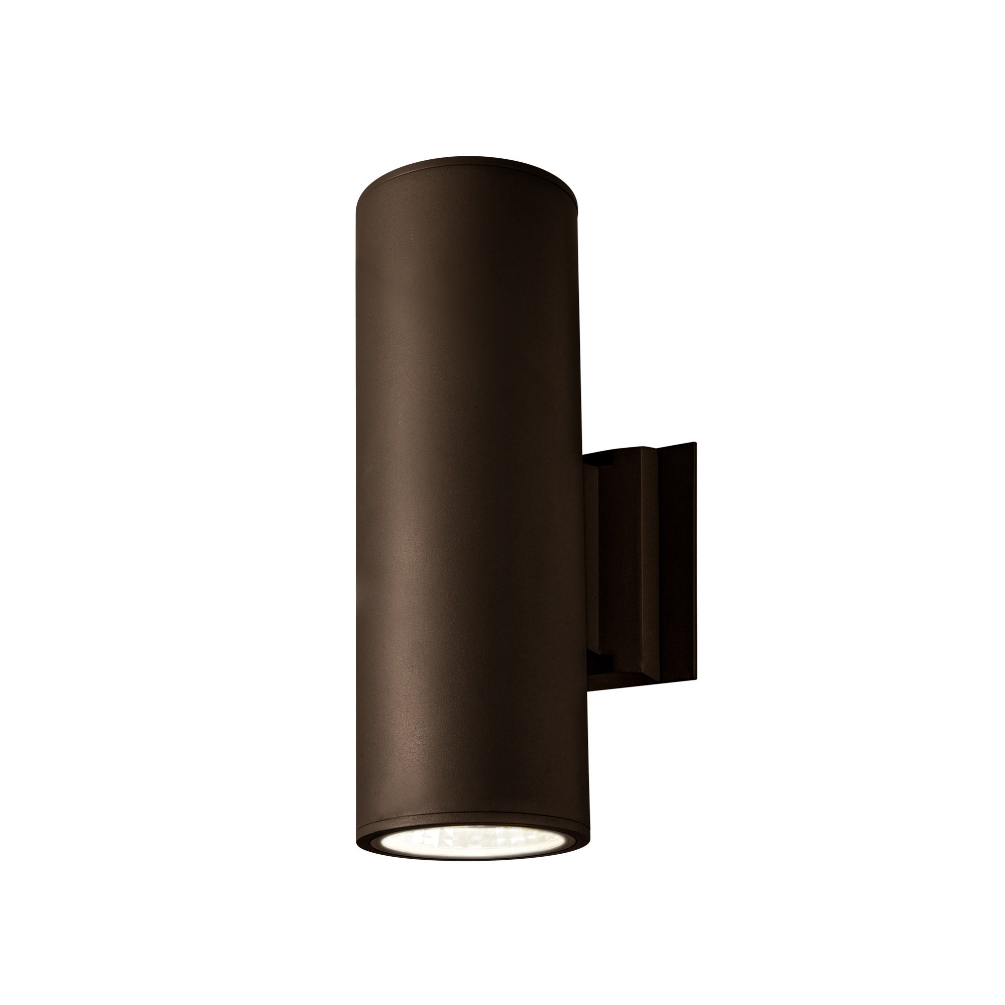 Dals Lighting 4 Inch Outdoor Led Cylinder Wall Sconce Free