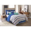 Southern Tide Prep School Plaid 4-piece Comforter Set