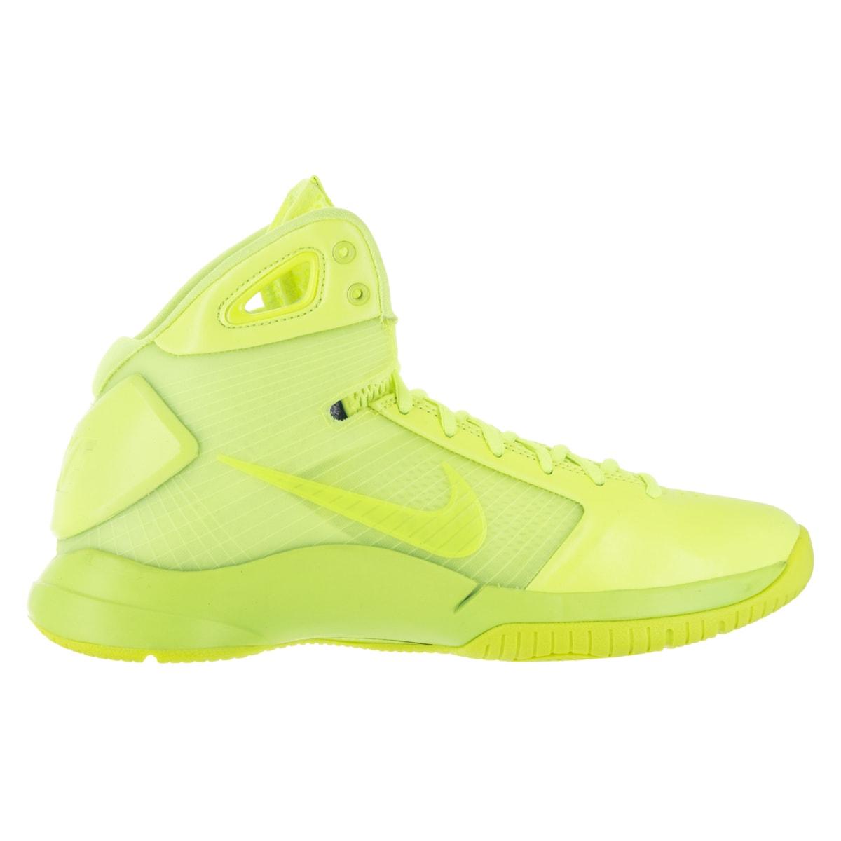 0a000f5ad7af Shop Nike Men s Hyperdunk  08 Volt Volt Volt Basketball Shoe - Free  Shipping Today - Overstock.com - 13392279