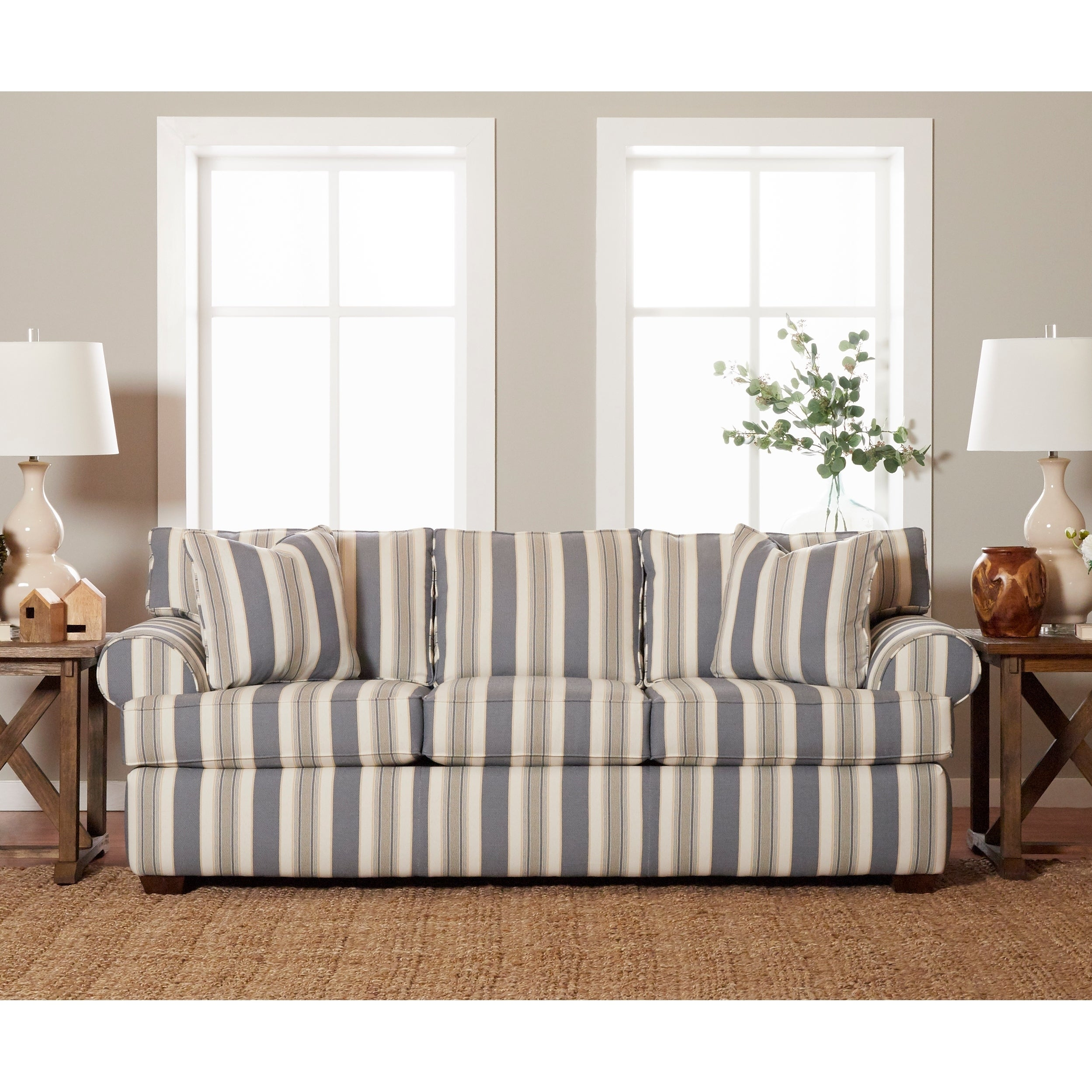 Shop Made To Order Lady Sofa By Klaussner Furniture On Sale Free