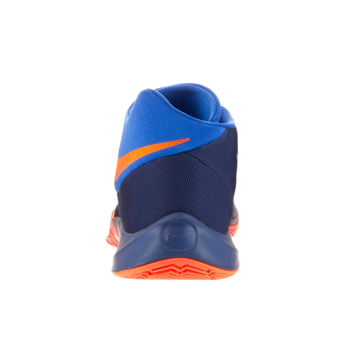 3d4b0595cc0a Shop Nike Men s Zoom Hyperquickness 2015 Insignia Blue Bright Citrus Sr  Basketball Shoe - Free Shipping Today - Overstock - 13393996
