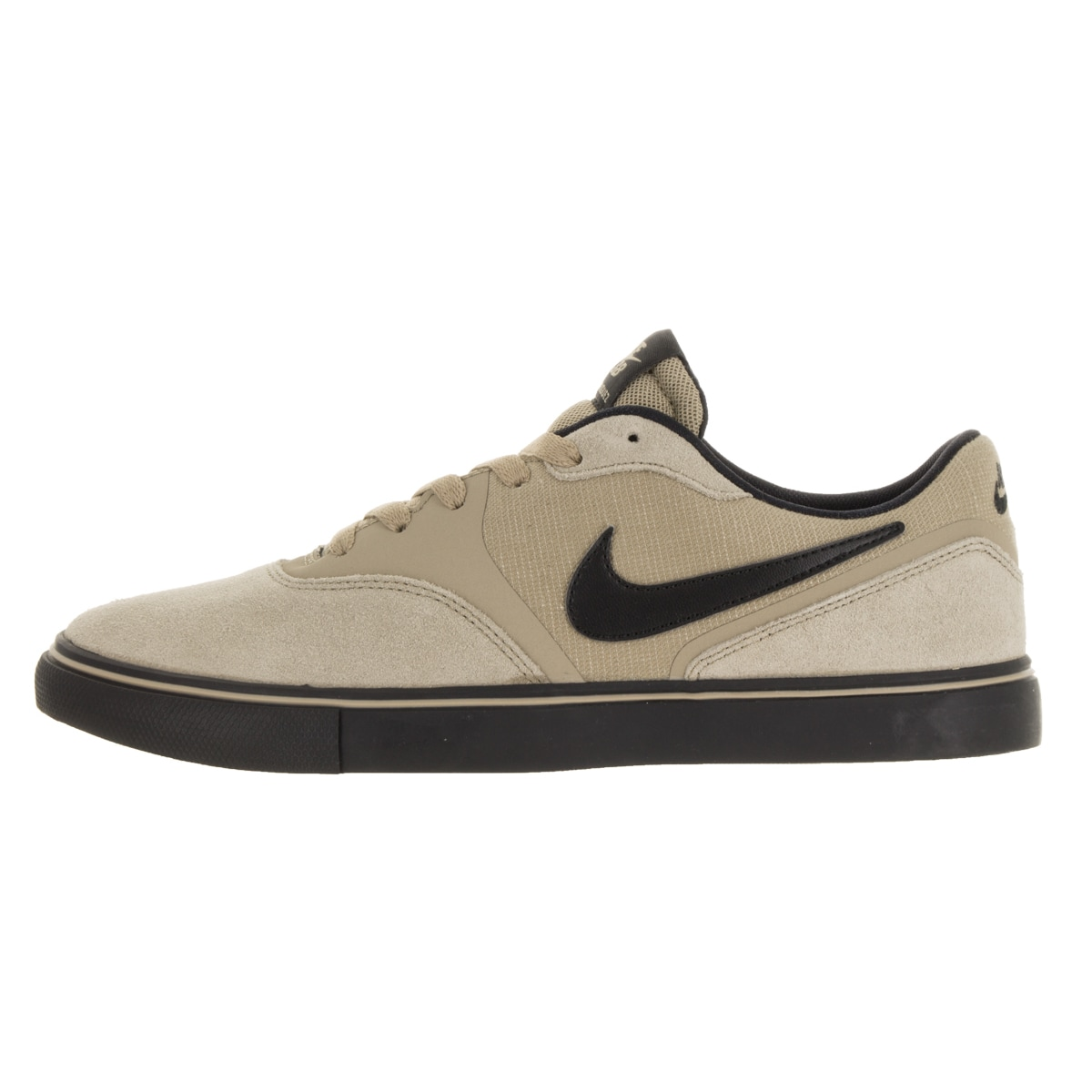 712403c407c64b Shop Nike Men s Paul Rodriguez 9 VR Khaki Black Black Light Bone Skate Shoe  - Free Shipping Today - Overstock - 13393997