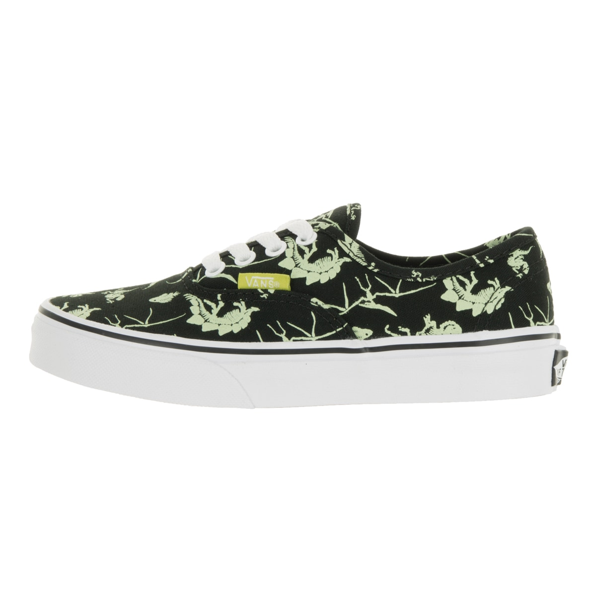 vans dinosaur shoes