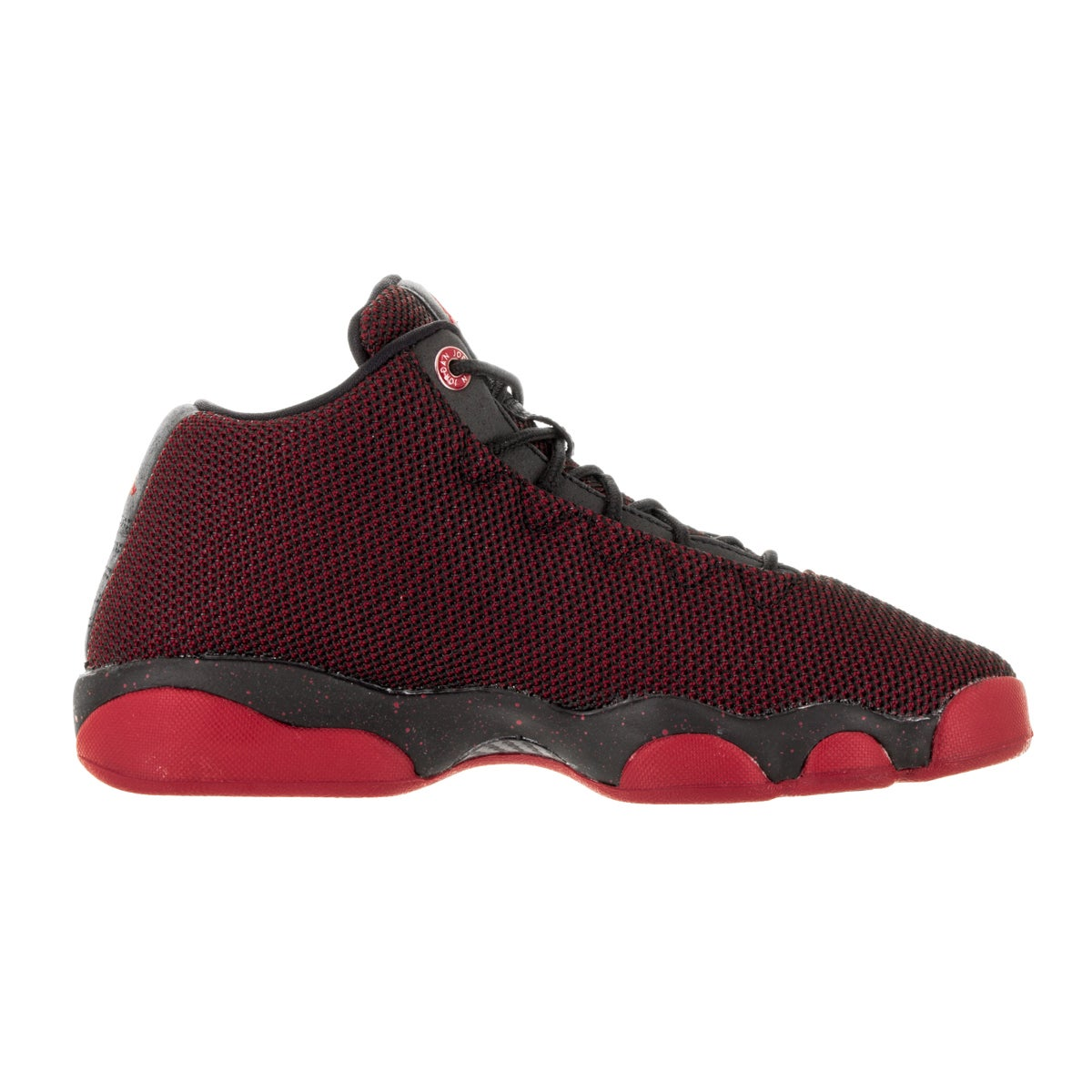 abbcd76cdef4 Shop Nike Kids Jordan Horizon Low Black Gym Red White Textile Basketball  Shoes - Free Shipping Today - Overstock - 13394435