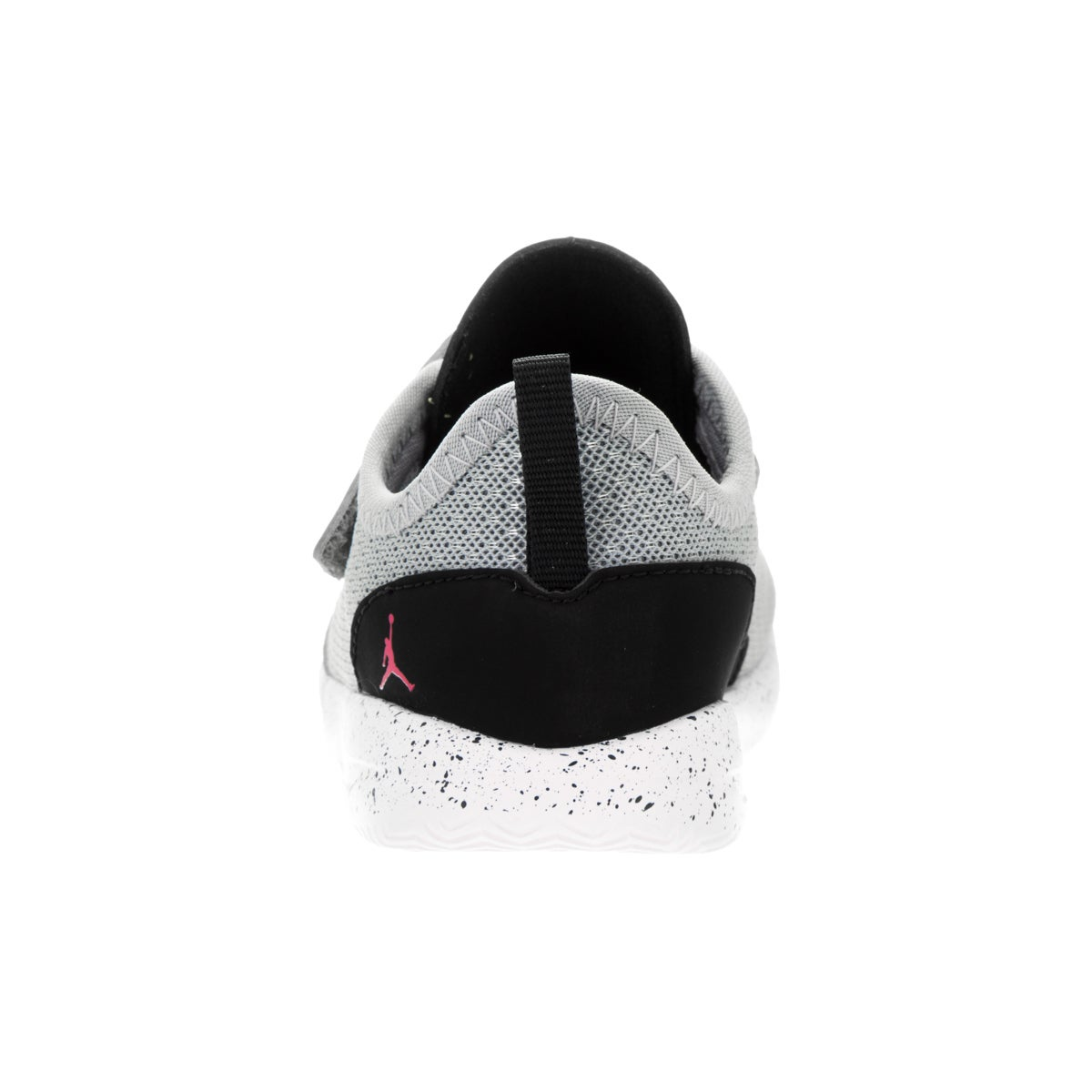 promo code 5295f 51cd2 Shop Nike Jordan Kids  Jordan Reveal Wolf Grey, Vivid Pink, Black, and White  Synthetic Basketball Shoes - Free Shipping Today - Overstock - 13394455