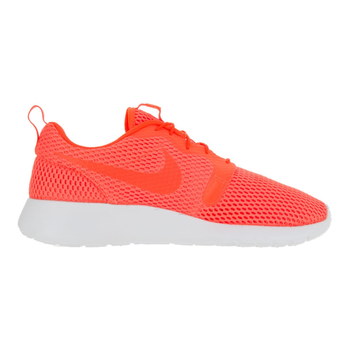 a4cbf7e32e85 Nike Men s Roshe One Hyp Br Total Crimson Ttl Crmsn White Running Shoe -  Free Shipping Today - Overstock - 20091254