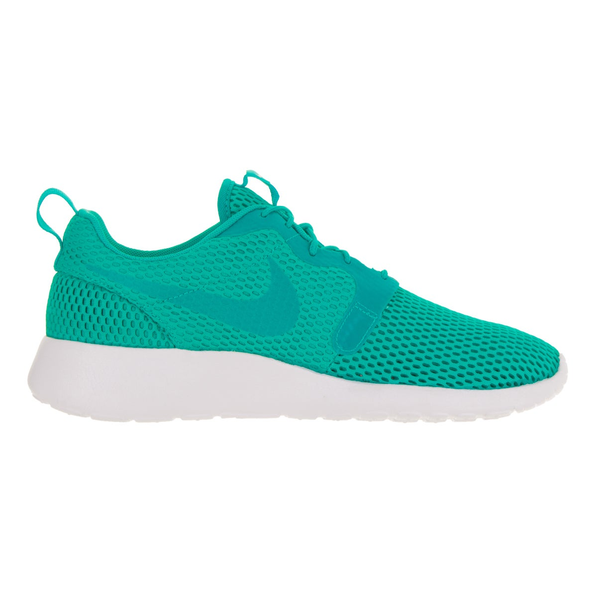 47522d794145 Shop Nike Men s Roshe One Hyp Br Clear Jade Clear Jade White Running Shoe -  Free Shipping Today - Overstock.com - 13394501