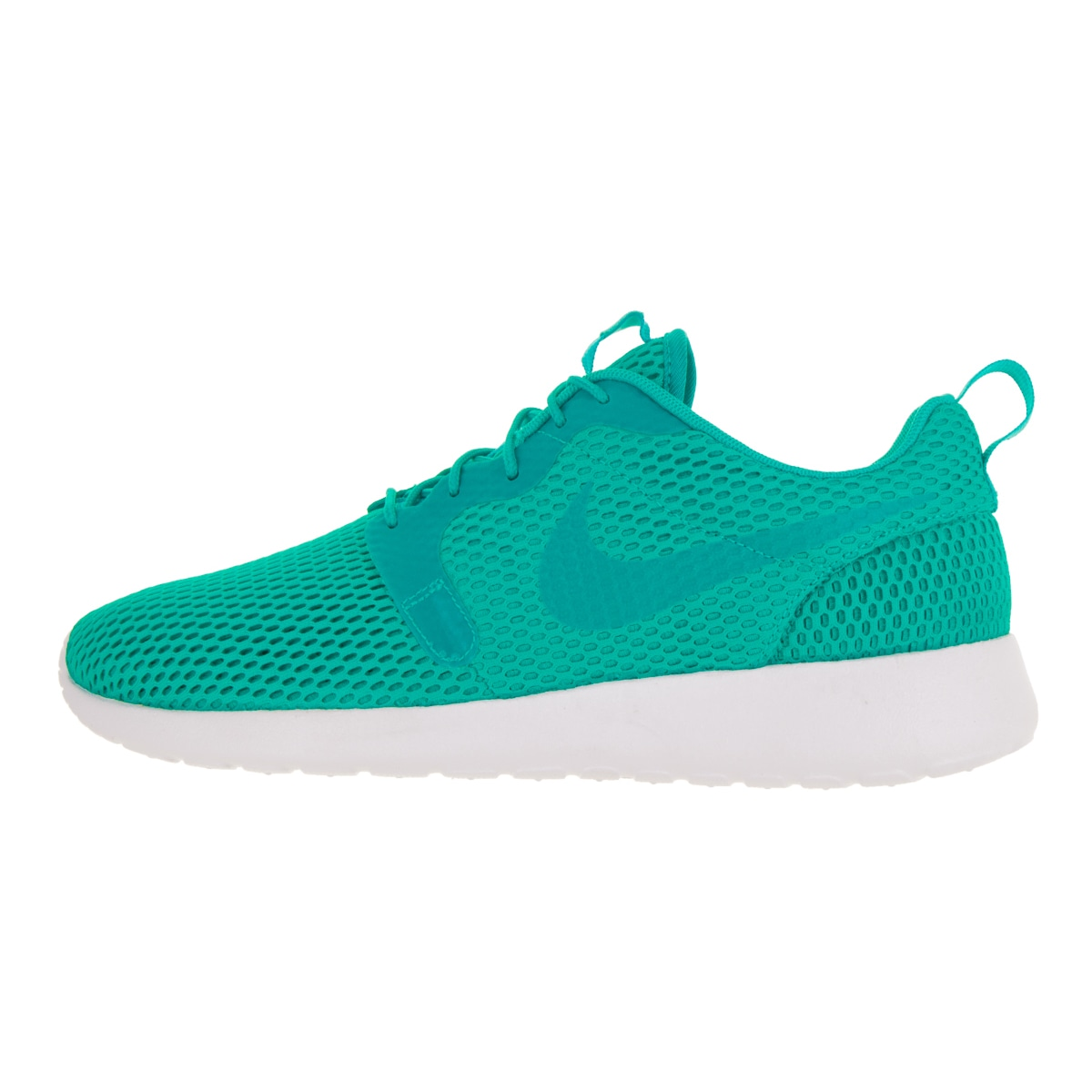 0b129ca1087d Shop Nike Men s Roshe One Hyp Br Clear Jade Clear Jade White Running Shoe -  Free Shipping Today - Overstock.com - 13394501