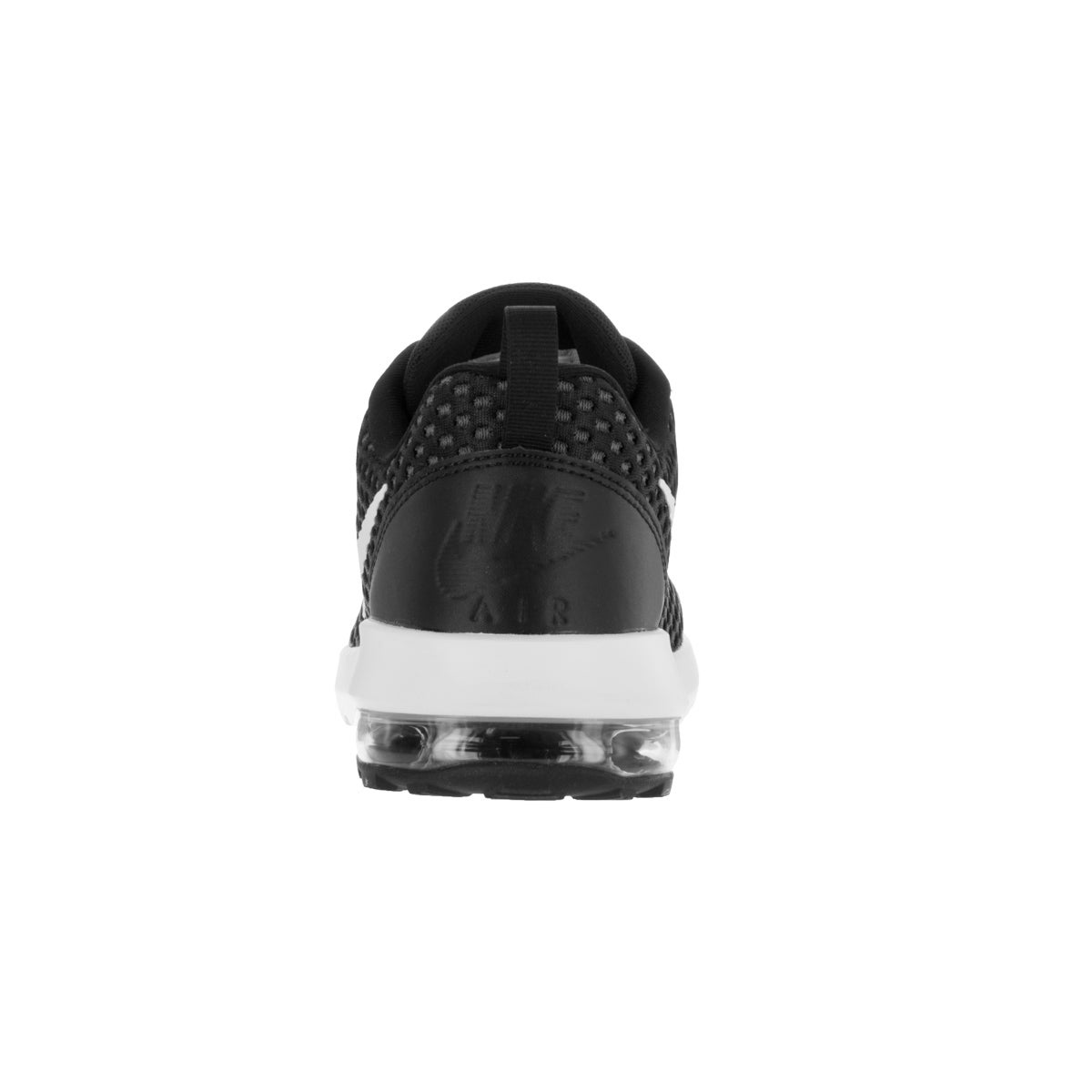 9c8db903b2e0 Shop Nike Men s Air Max Turbulence LS Black White Running Shoe - Free  Shipping Today - Overstock - 13394661