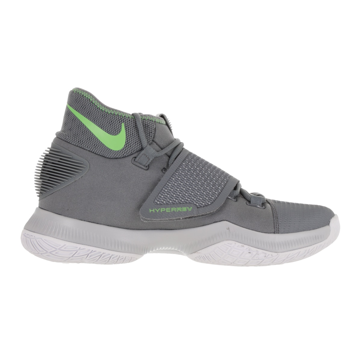 huge discount f5ac0 91676 ... white metallic gold mens womens sneaker for sale 68493 b3570  low price  shop nike mens zoom hyperrev 2016 cool grey action green wlf gry basketball  shoe