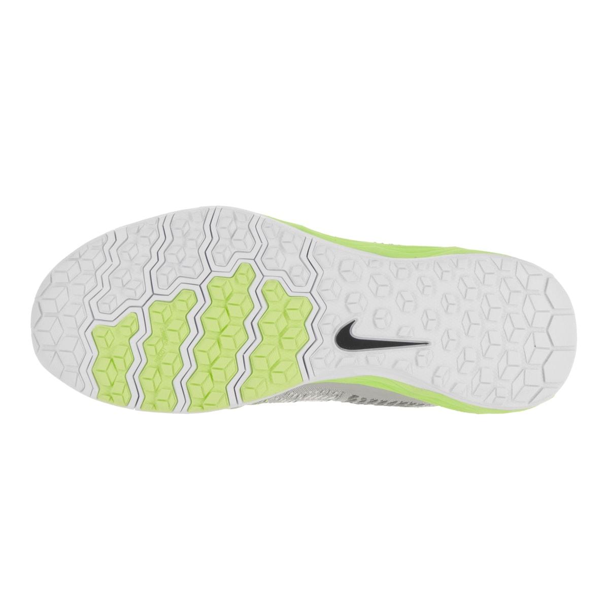 5f78fc5fe969 Shop Nike Men s Lunar Caldra Metallic Silver Blk White Vlt Running Shoe -  Free Shipping Today - Overstock.com - 13394863