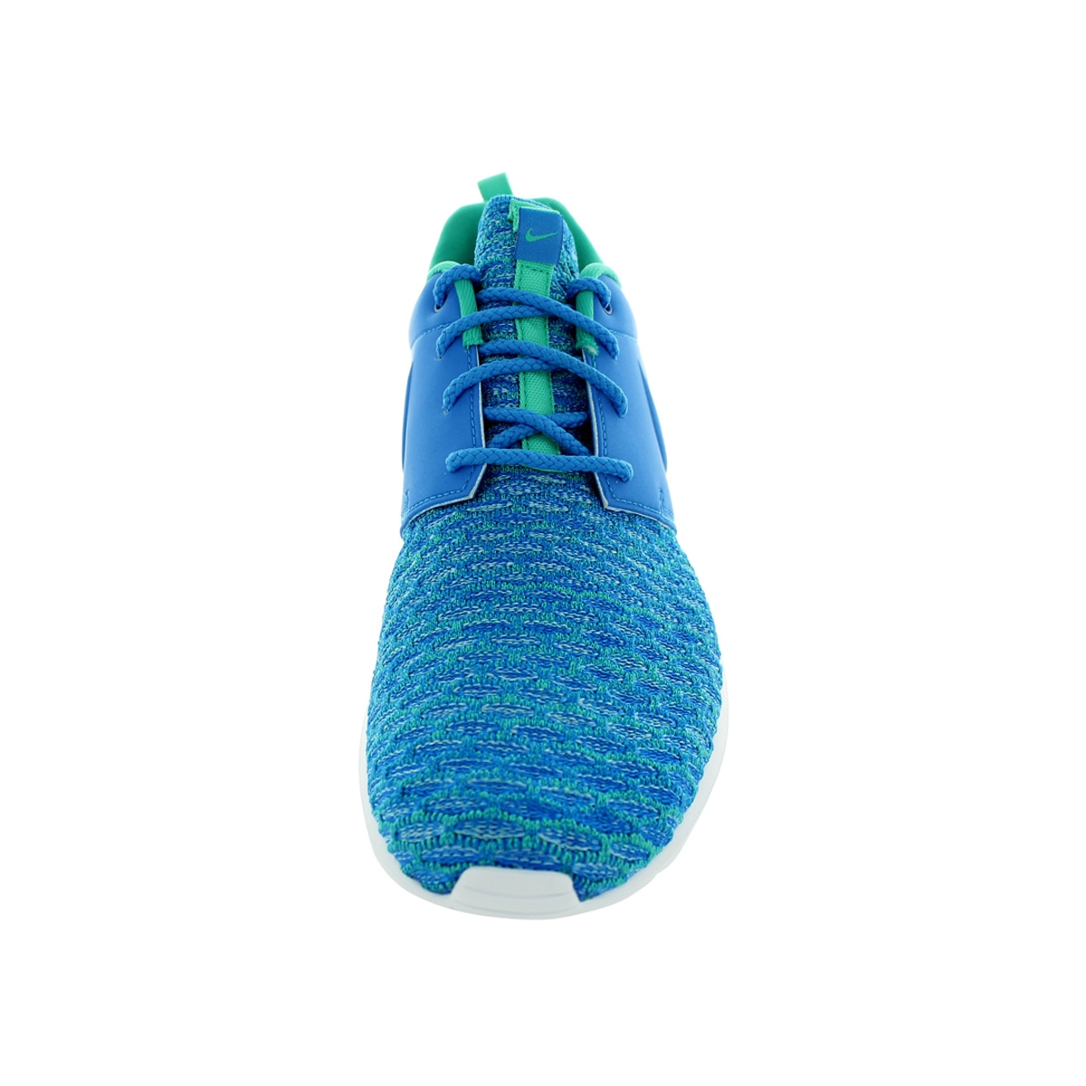 premium selection 2f2da b4126 Shop Nike Mens Roshe NM Flyknit Prm Photo BlueSoarAtomic Teal Running  Shoe - On Sale - Free Shipping Today - Overstock.com - 13394969