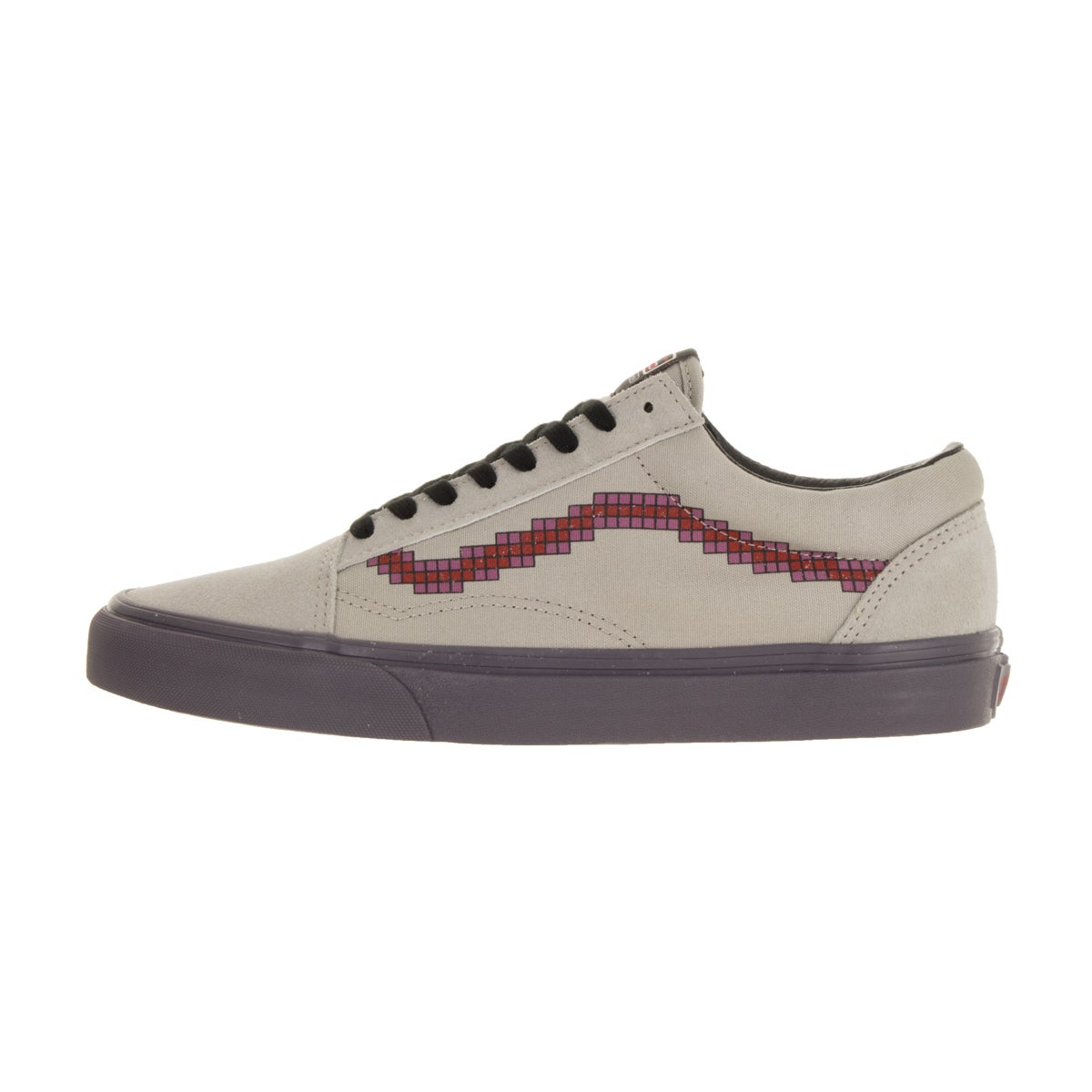 5a508608cb Shop Vans Unisex Old Skool (Nintendo) Console Dove Skate Shoe - Free  Shipping Today - Overstock - 13394973
