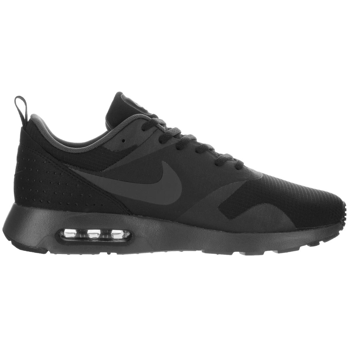 7cca2a1497 Nike-Mens-Air-Max -Tavas-Black-Anthracite-Black-Running-Shoe-Size-10-f215f135-b26b-4088-b078-31af95f22c2a.jpg