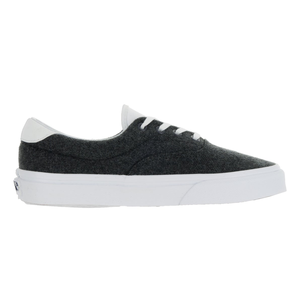 Shop Vans Unisex Era 59 (Varsity) Charcoal True W Skate Shoe - Free  Shipping Today - Overstock - 13395059 04a7164b9ccc