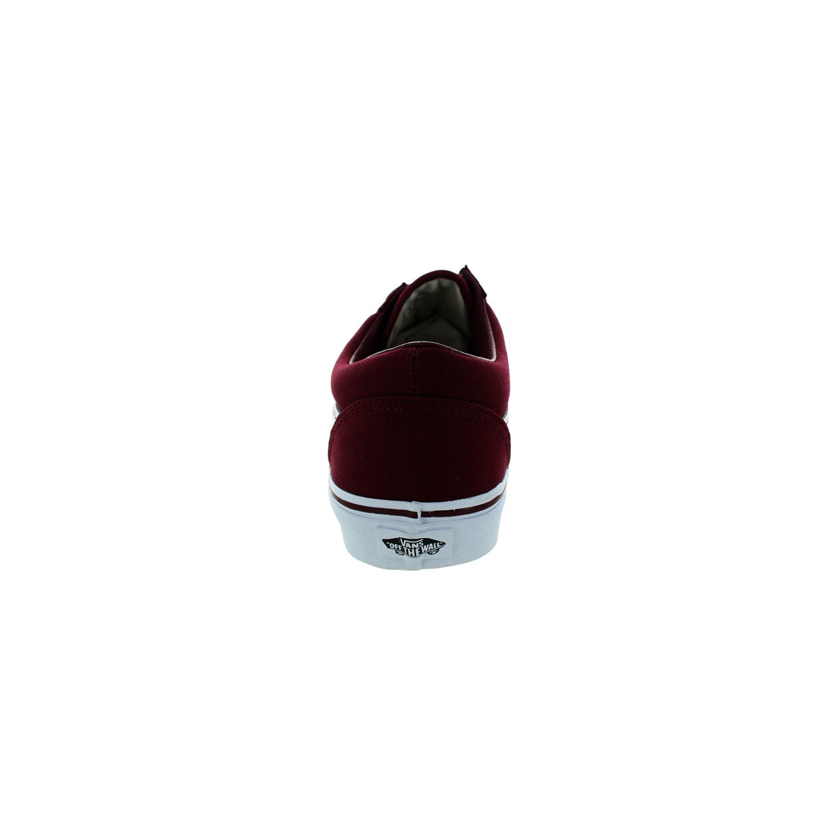 829fa28885 Shop Vans Unisex Old Skool Cordovan True White Canvas Skate Shoe - Free  Shipping Today - Overstock - 13395078
