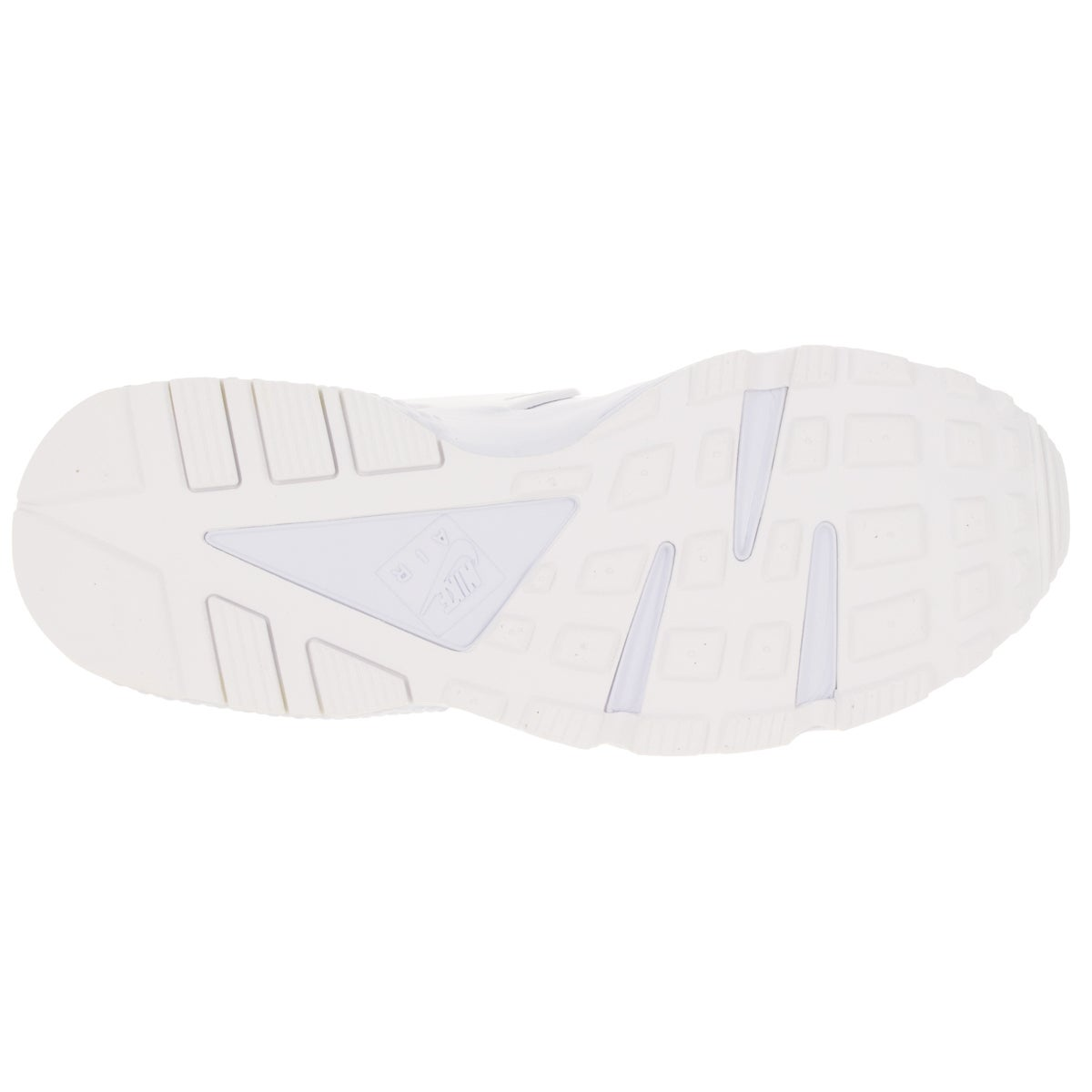 03a3cd71eaf19 Shop Nike Men's Air Huarache White/White/Pure Platinum Running Shoe - Free  Shipping Today - Overstock - 13395237