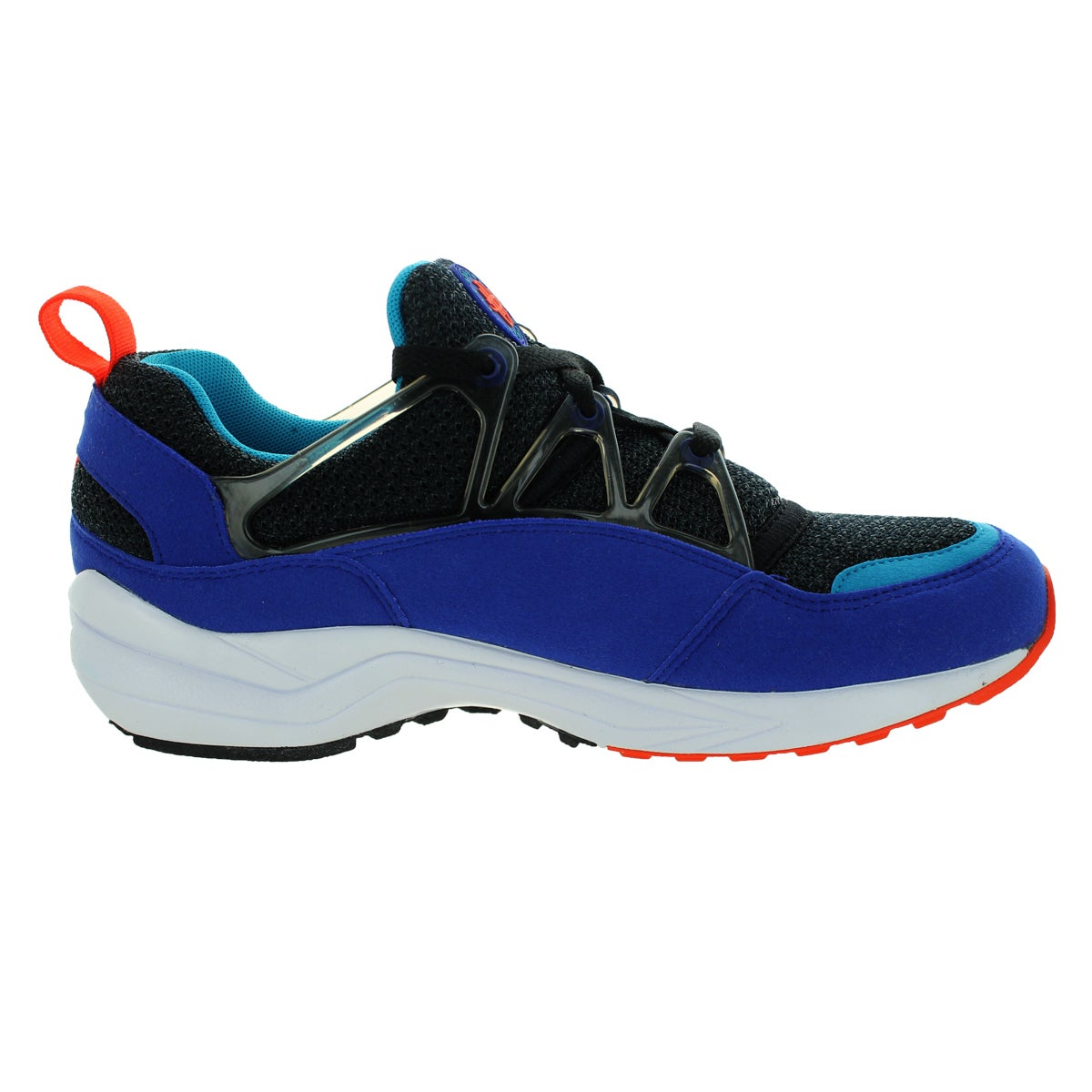 3dc094bc1f7e6 Shop Nike Men s Air Huarache Light Concord Team Orange Black Running Shoe -  Free Shipping Today - Overstock - 13395268