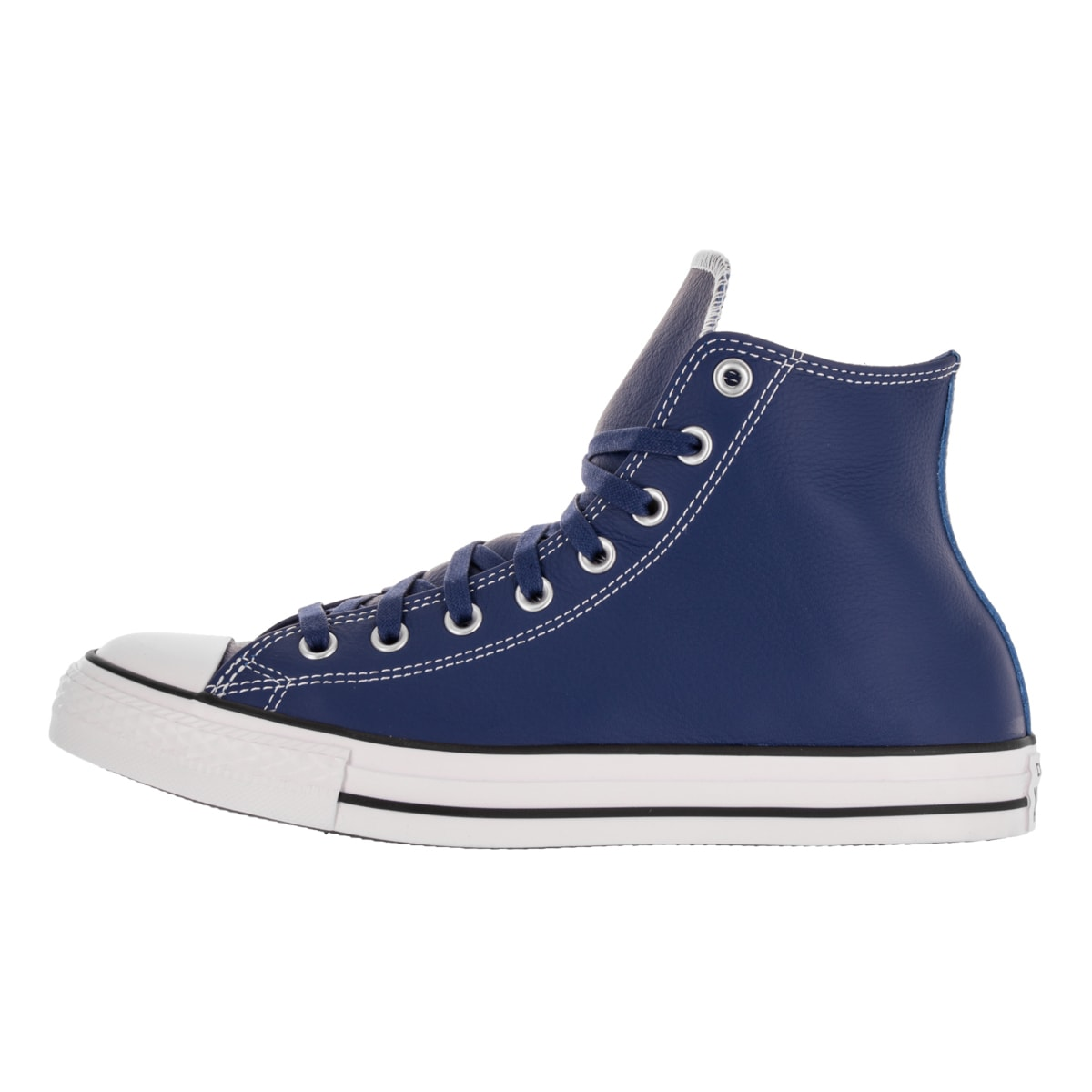 277717ae6e37 Shop Converse Unisex Chuck Taylor All Star Hi Roadtrip Blue Casino White  Basketball Shoe - Free Shipping Today - Overstock.com - 13395312