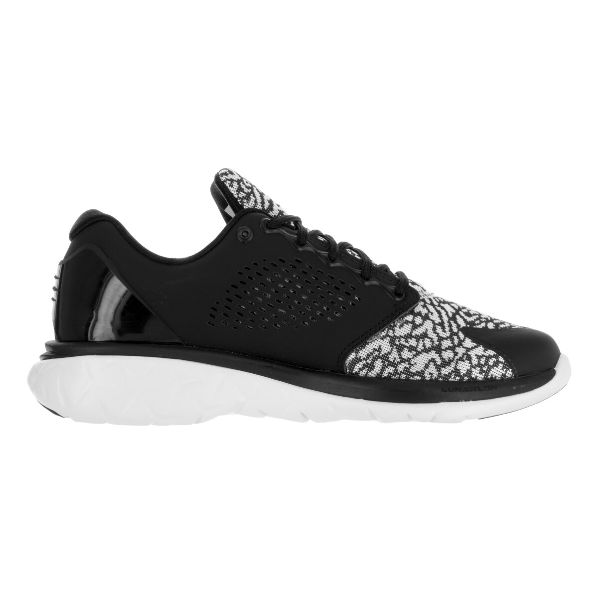9299d3f7bb11 Shop Nike Jordan Men s Jordan Trainer St Black White Infrared 23 Training  Shoe - Free Shipping Today - Overstock - 13395365