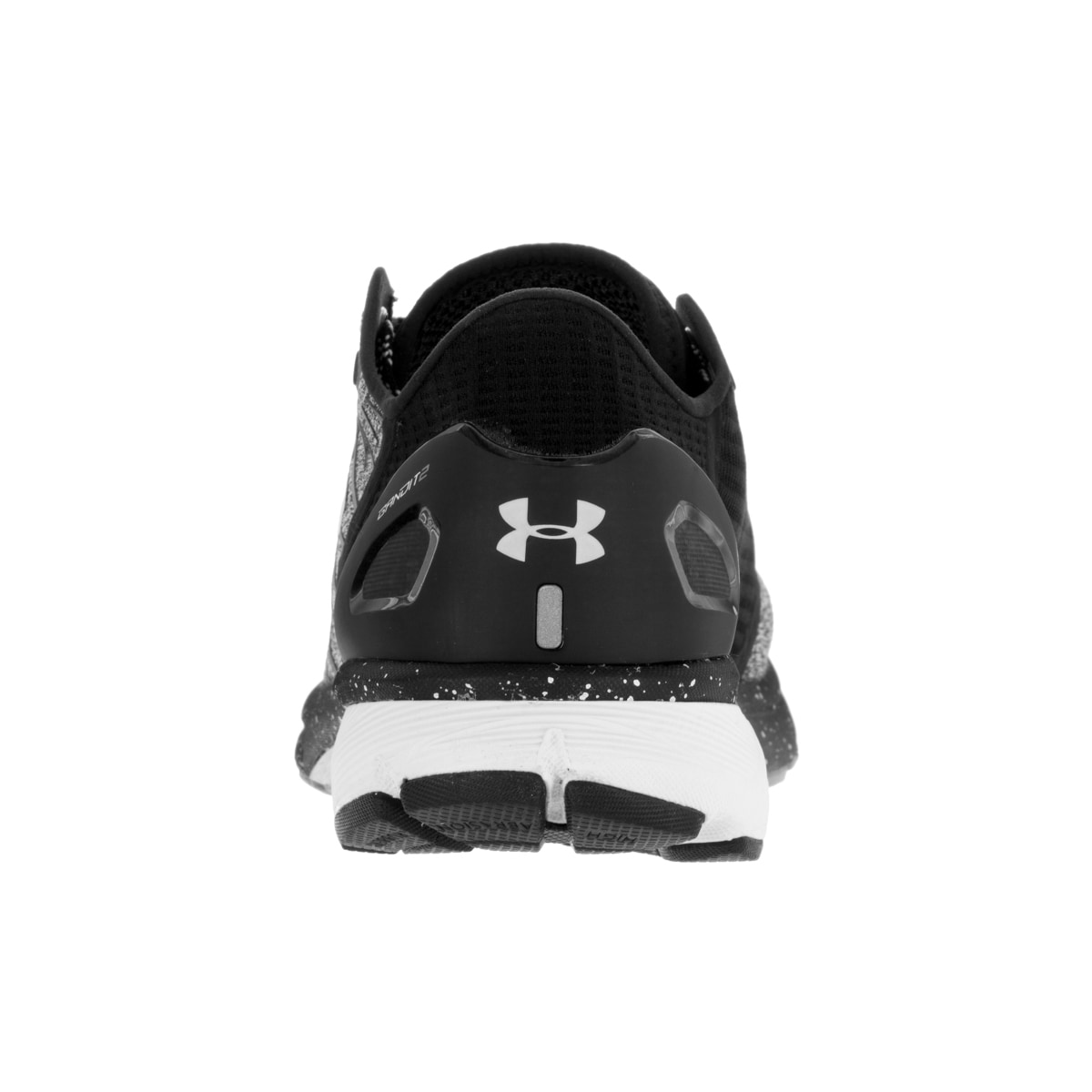 best sneakers a33ce 30460 Under Armour Men's UA Charged Bandit 2 Blk/Blk/Wht Running Shoe