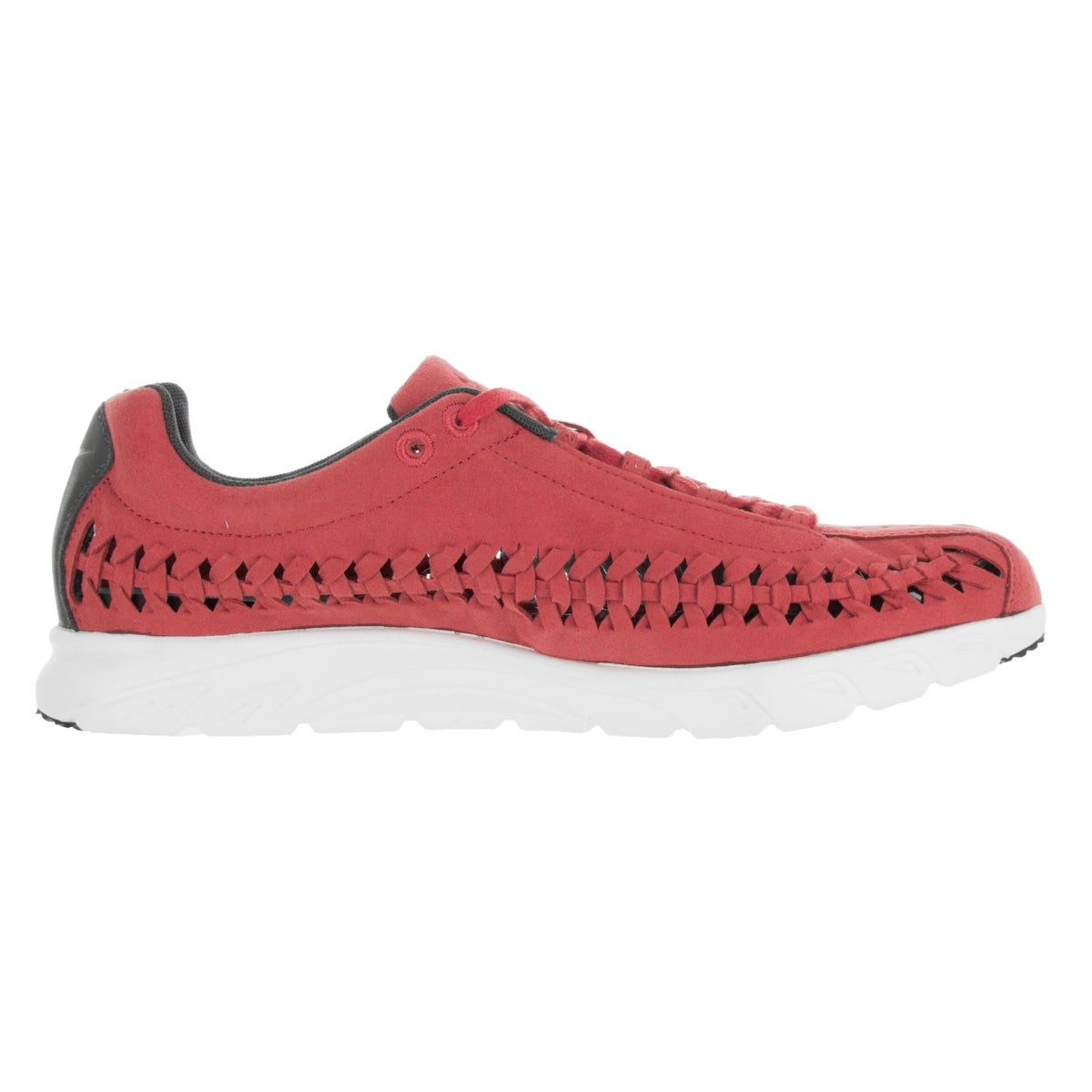 Shop Nike Men s Mayfly Woven Terra Red Casual Shoes - Free Shipping Today -  Overstock.com - 13395720 c8e15f58f