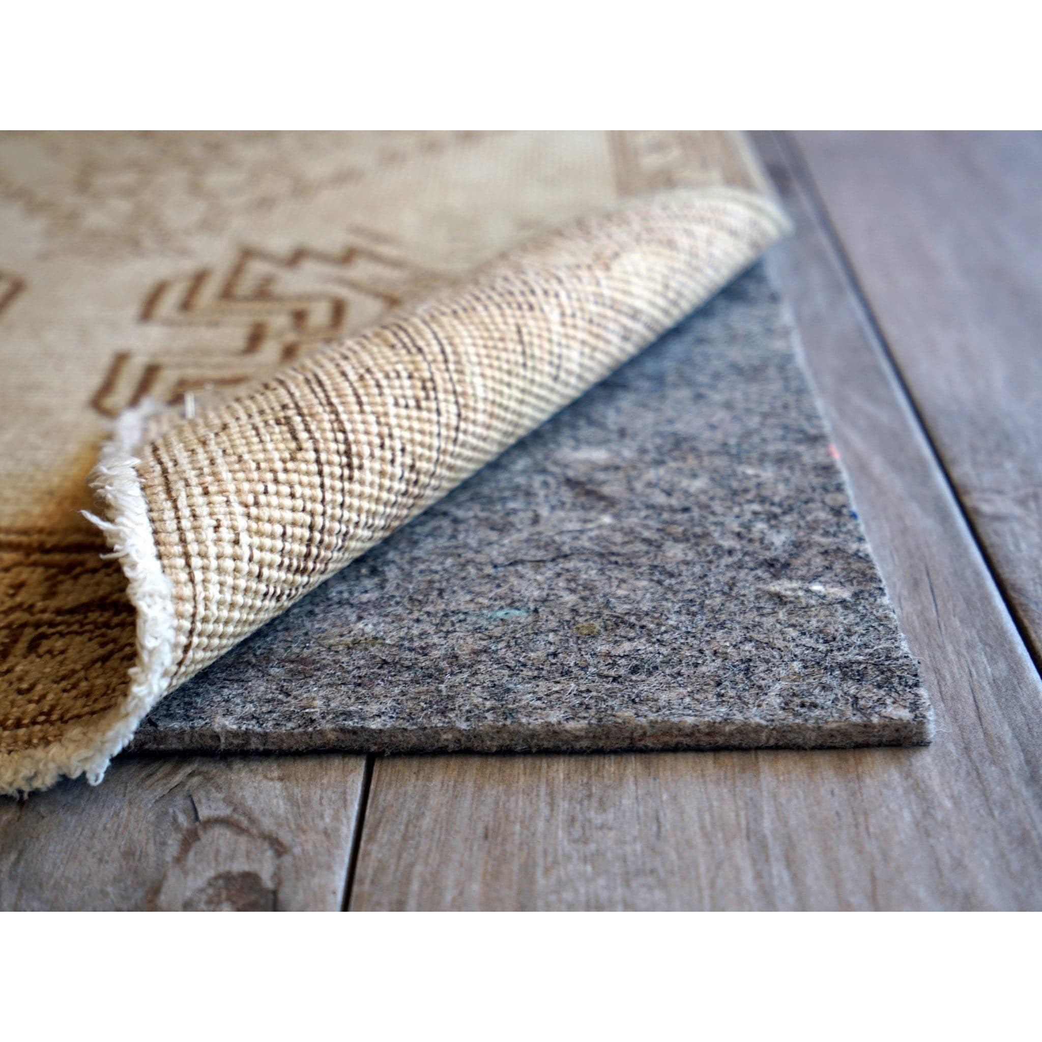 Cushgrip Felt Rubber 1 8 Inch Thick Nonslip Rug Pad 9 X 12 On Free Shipping Today 13397021