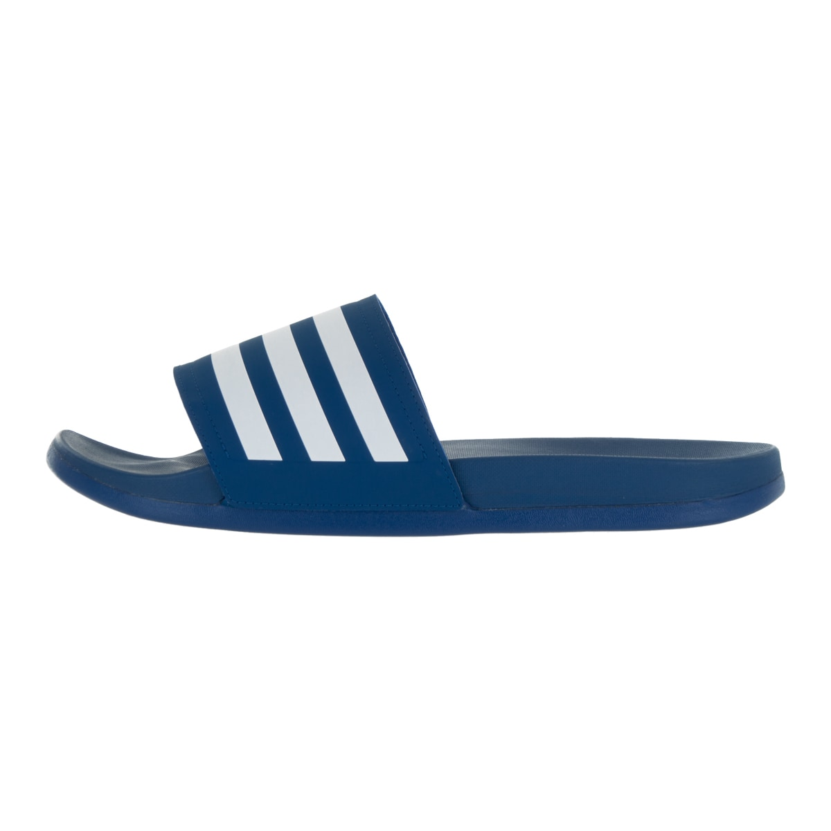 1cc234e0f174 Shop Adidas Men s Adilette CF Ultra C Black Fabric Sandals - Free Shipping  On Orders Over  45 - Overstock - 13404655