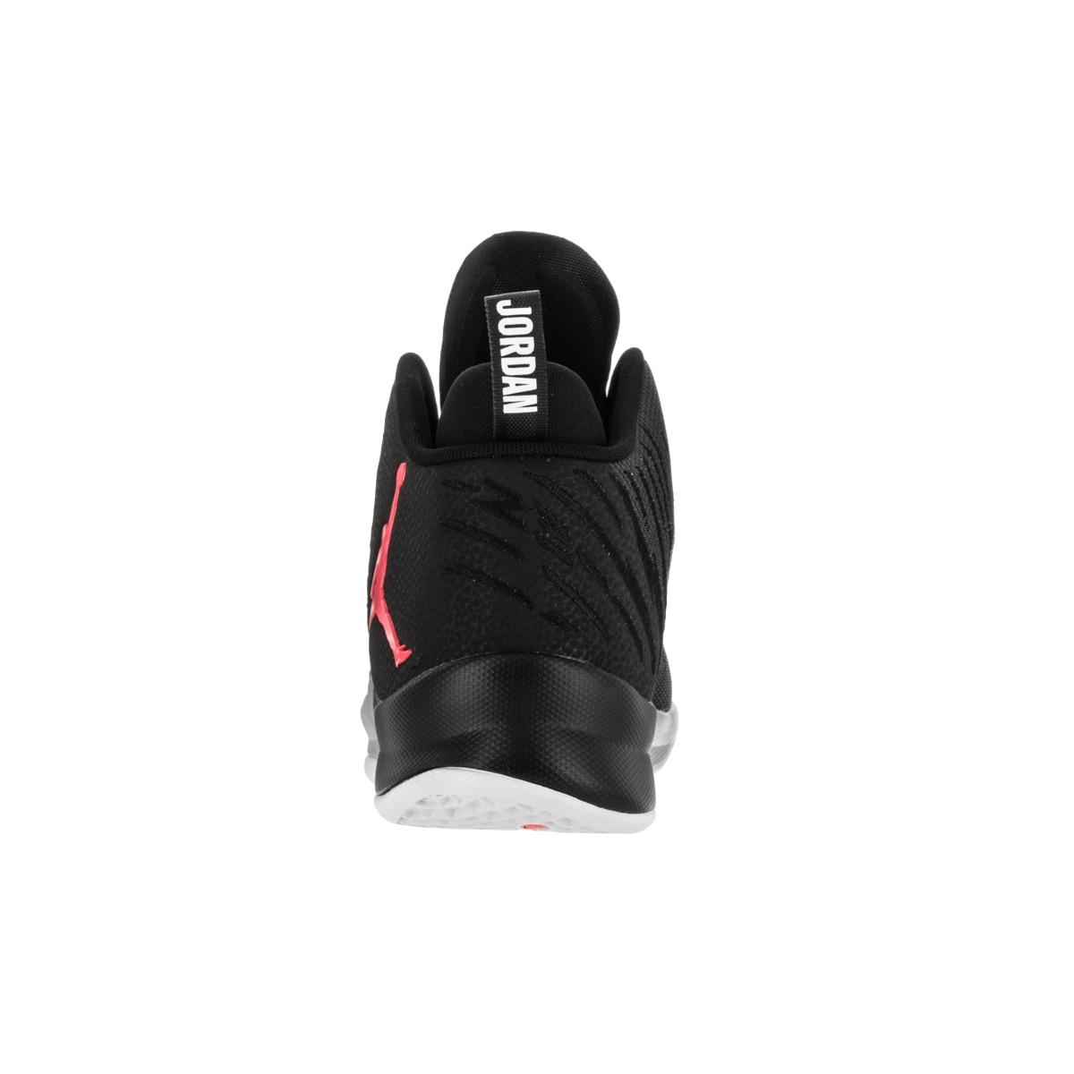 03c891455 Shop Nike Jordan Men s Jordan Super.Fly 5 Black